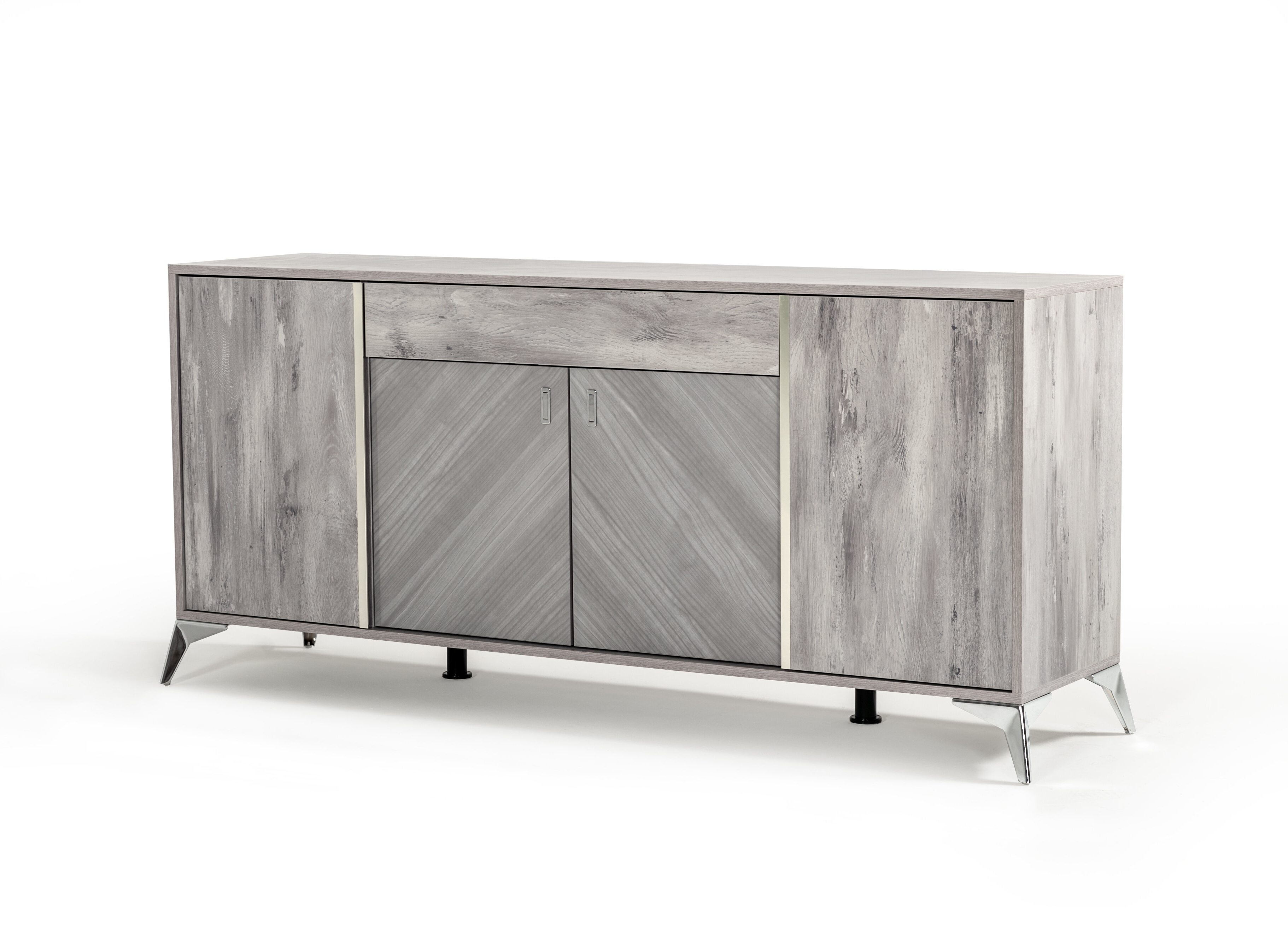 Most Popular Brayden Studio Labombard Modern Sideboard Regarding Womack Sideboards (Gallery 1 of 20)