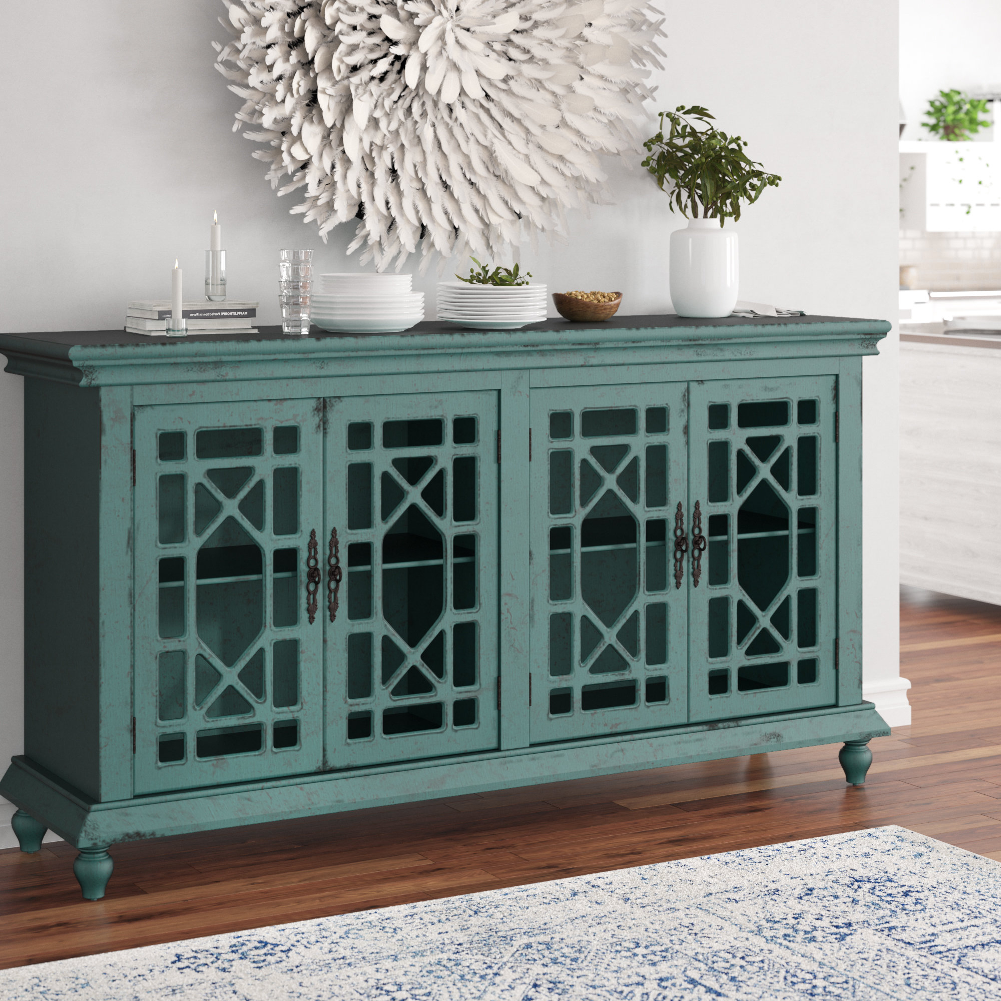 Most Popular Mauldin Sideboards Pertaining To Knoxville Sideboard (View 11 of 20)