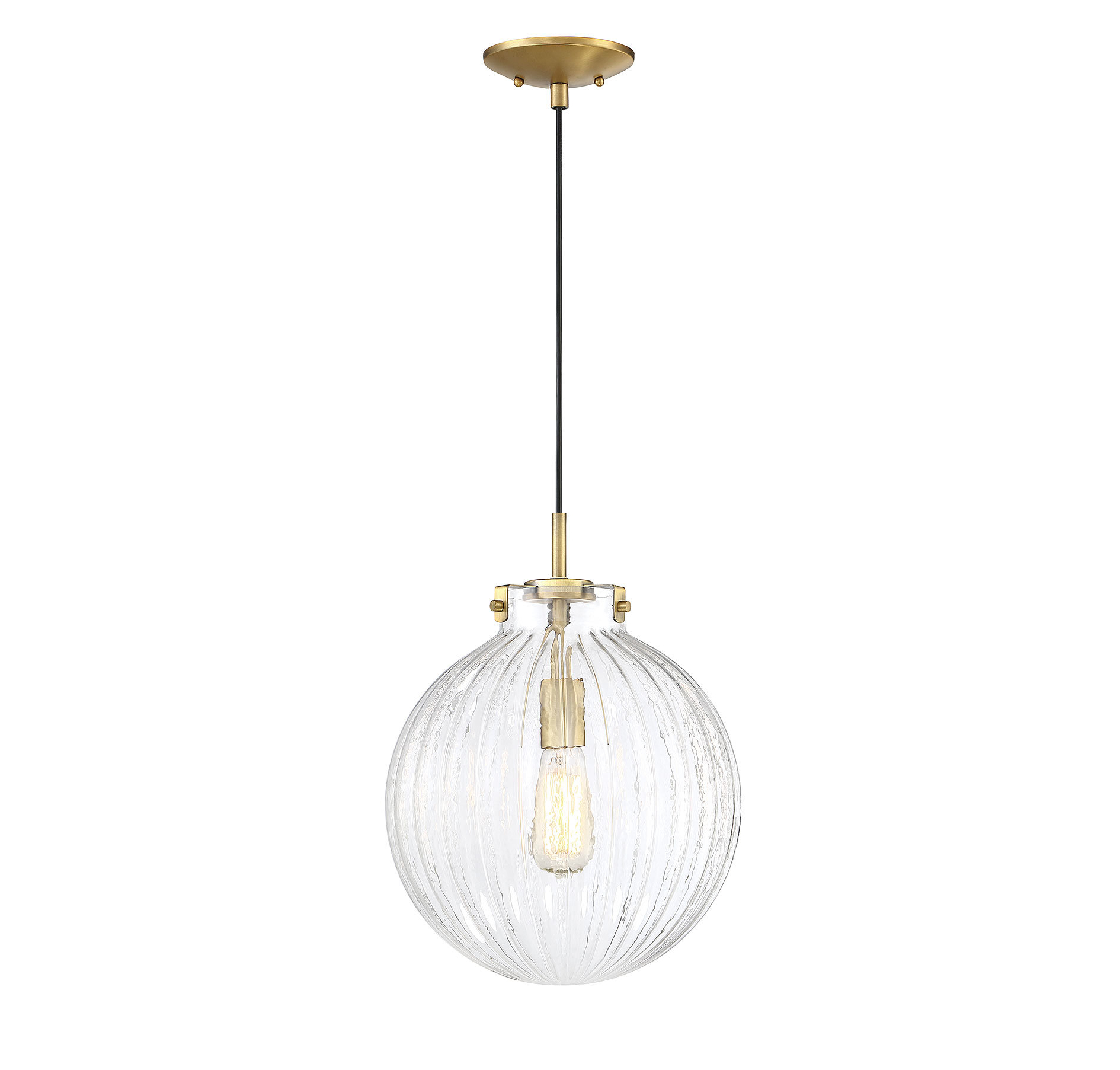 Most Popular Nevels 1 Light Single Globe Pendant Pertaining To Bundy 1 Light Single Globe Pendants (View 13 of 20)