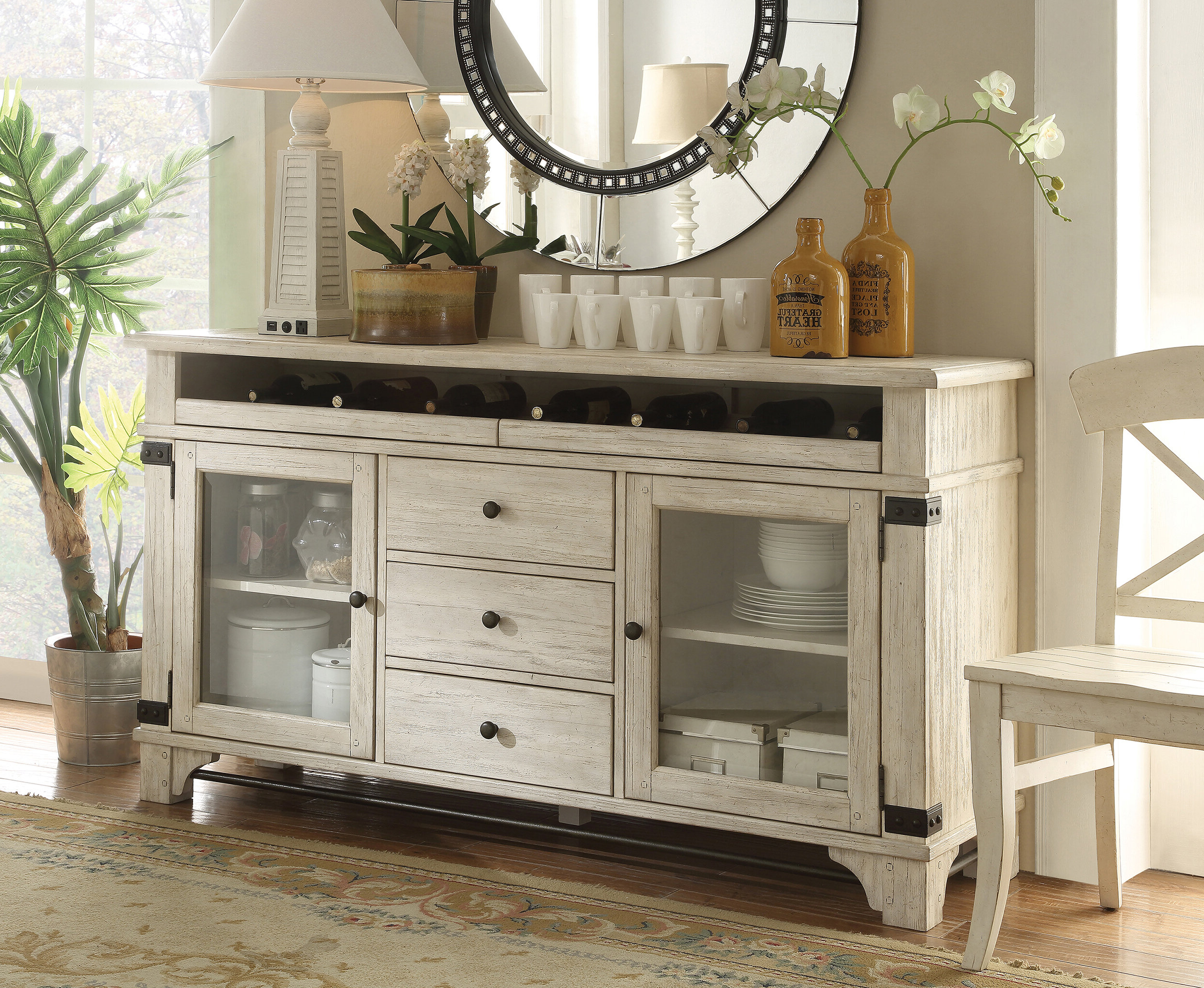 Most Popular Piedmont Charlisa Sideboard Pertaining To Chicoree Charlena Sideboards (View 14 of 20)