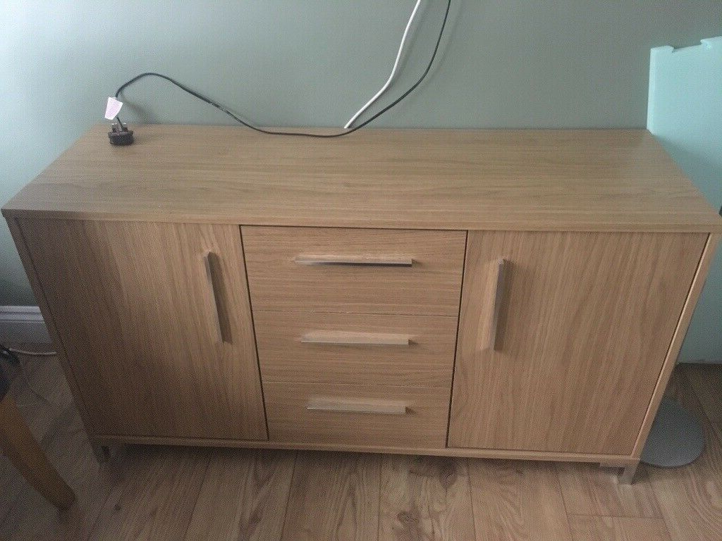 Most Popular Sideboard Top Draw Bit Wobble When You Open But All Works (Gallery 10 of 20)