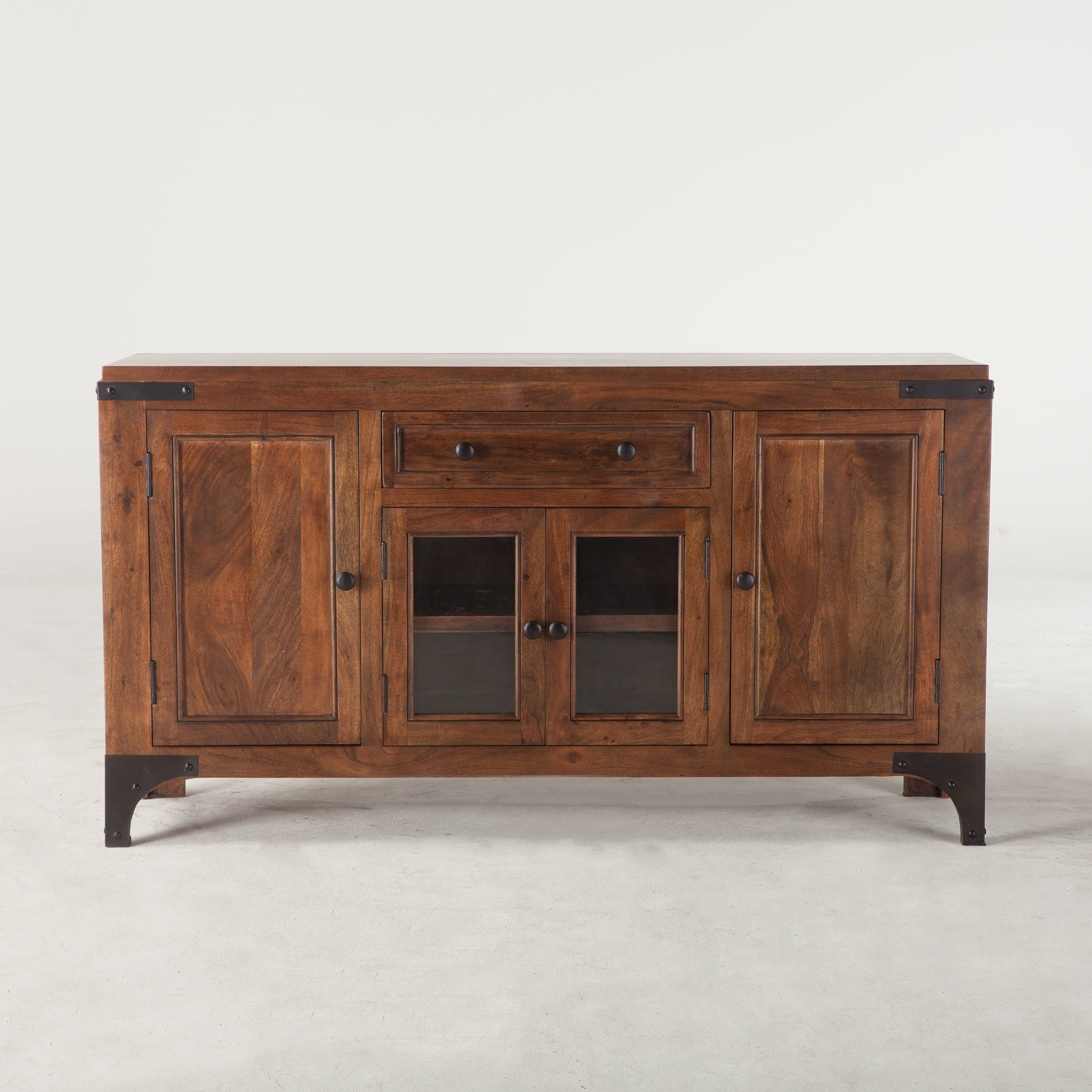 Most Recent Arminta Wood Sideboards In Tabiauea Acacia Sideboard (View 12 of 20)