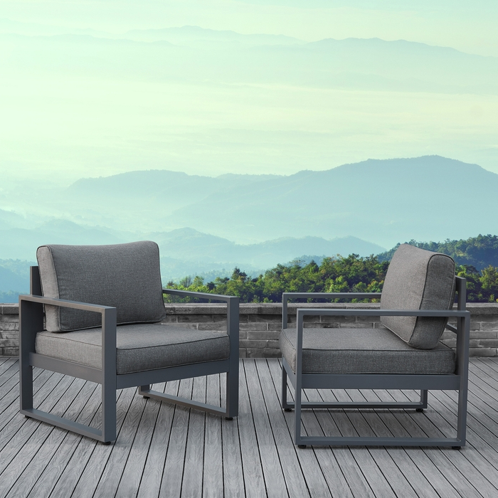 Most Recent Baltic Patio Sofas With Cushions For Baltic Patio Chair Set Of  (View 12 of 20)