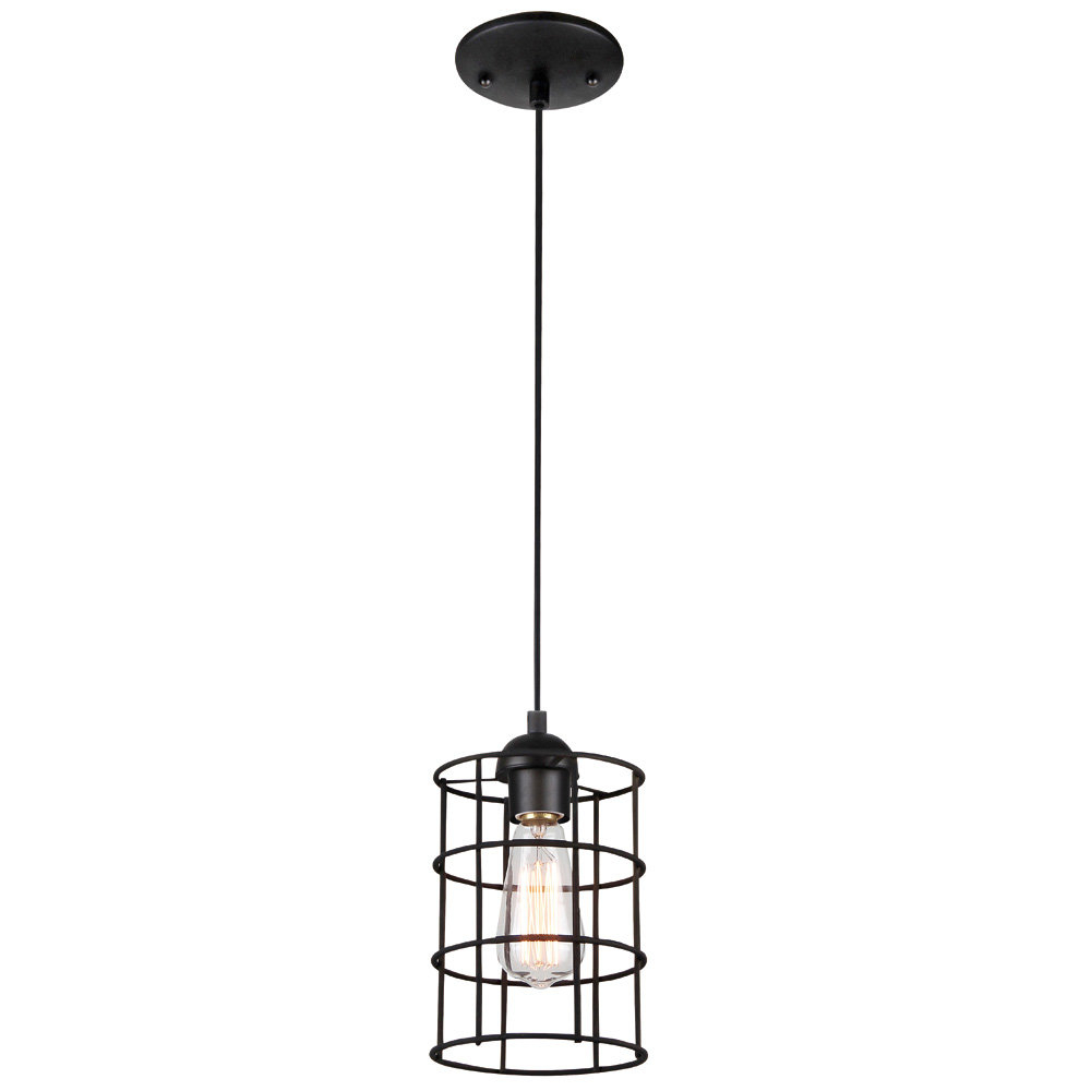 Most Recent Barrons 1 Light Single Cylinder Pendant With Regard To Barrons 1 Light Single Cylinder Pendants (Gallery 1 of 20)
