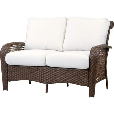 Most Recent Bloomsbury Market Allerdale Loveseat With Cushion Color Regarding Castelli Loveseats With Cushions (View 14 of 20)