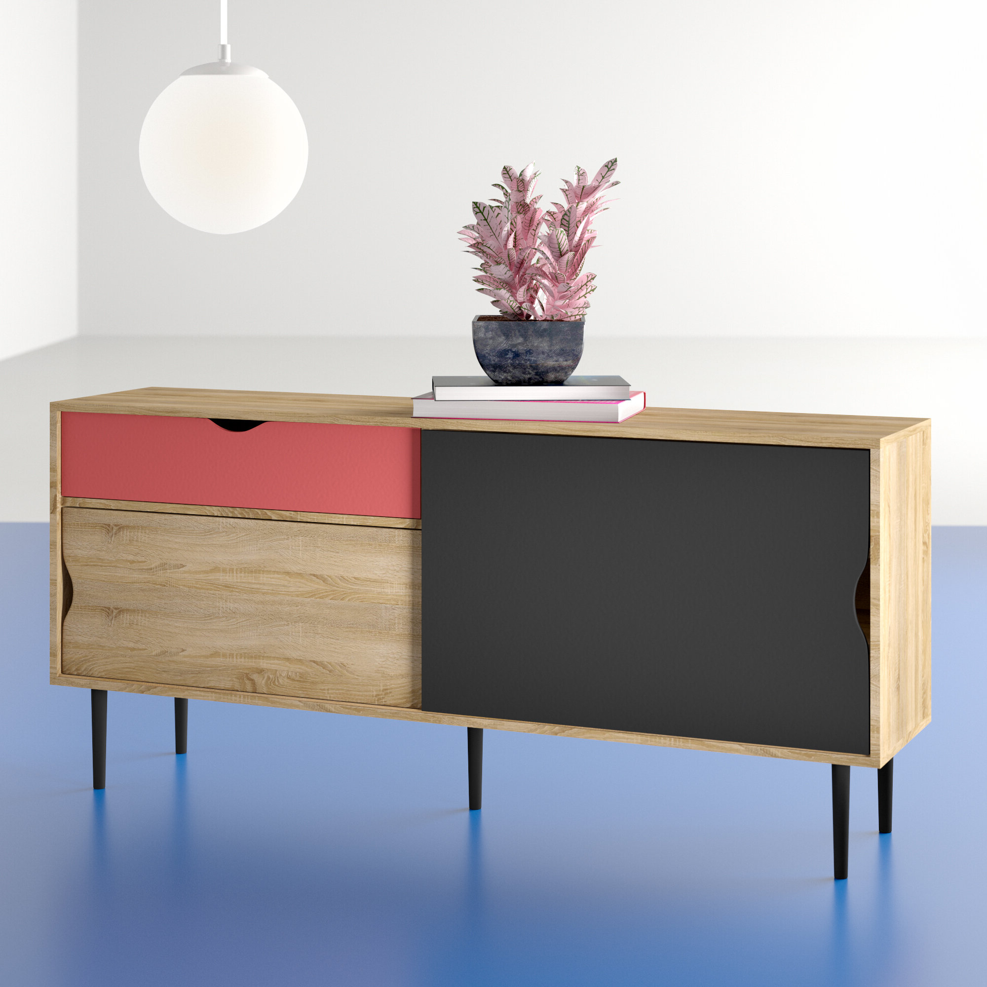 Most Recent Dovray Sideboards For Dovray Buffet Table (Gallery 1 of 20)