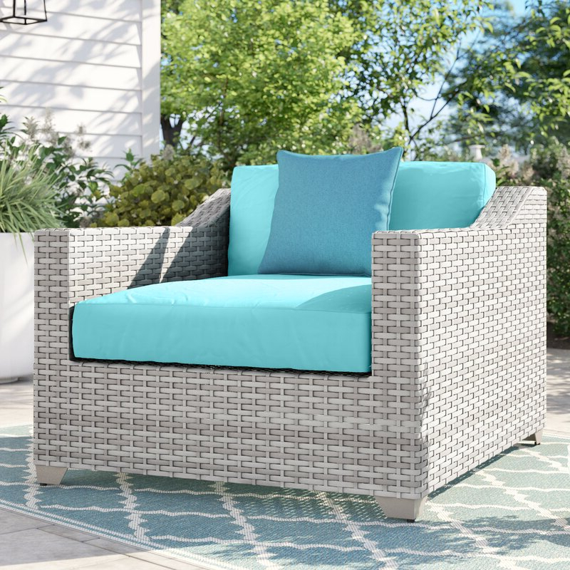 Most Recent Falmouth Patio Chair With Cushions Throughout Falmouth Patio Sofas With Cushions (Gallery 2 of 20)