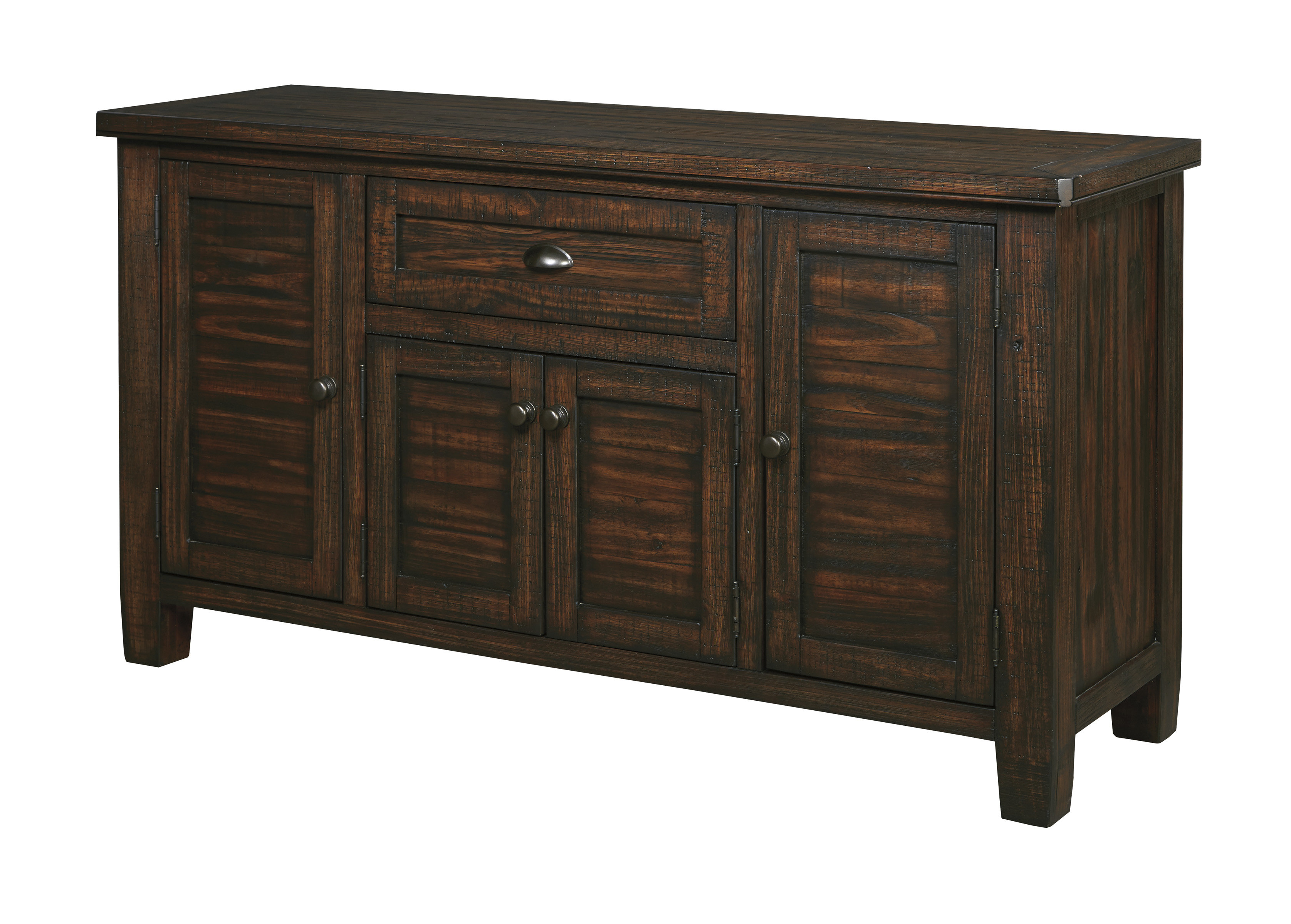 Most Recent Farmhouse & Rustic Pine Sideboards & Buffets (View 19 of 20)