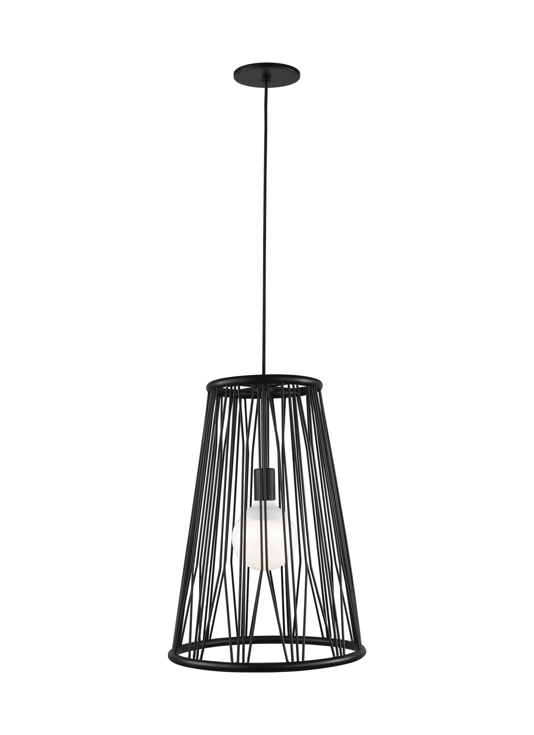 Most Recent Grullon 1 Light Cone Pendant Within Grullon Scroll 1 Light Single Bell Pendants (View 12 of 20)