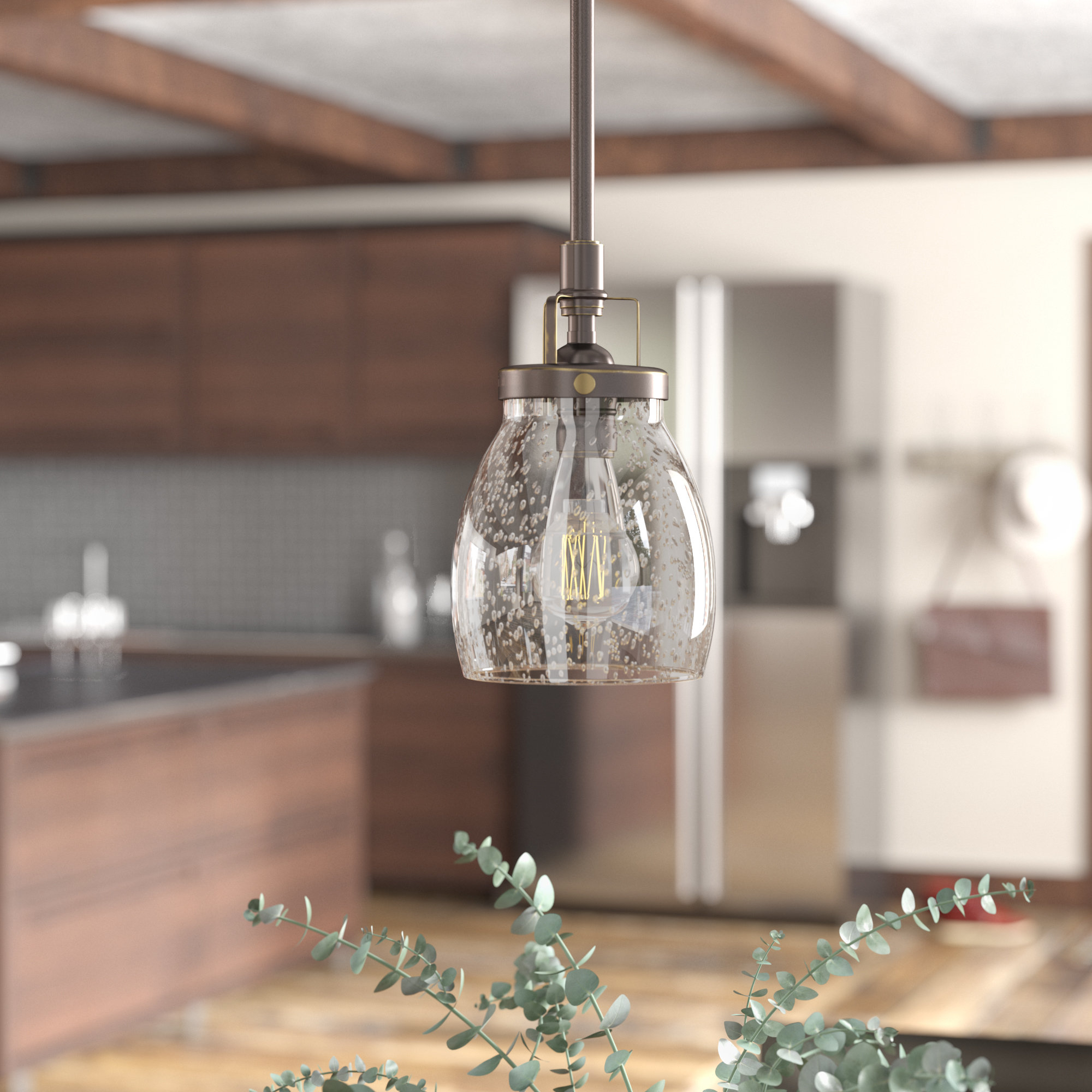 Most Recent Houon 1 Light Cone Bell Pendants Regarding Trent Austin Design Houon 1 Light Cone Bell Pendant (Gallery 3 of 20)