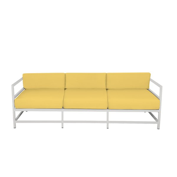 Most Recent Modern Ashlee Sofa With Cushionsbrayden Studio Read Inside Waterbury Curved Armless Sofa With Cushions (View 6 of 20)