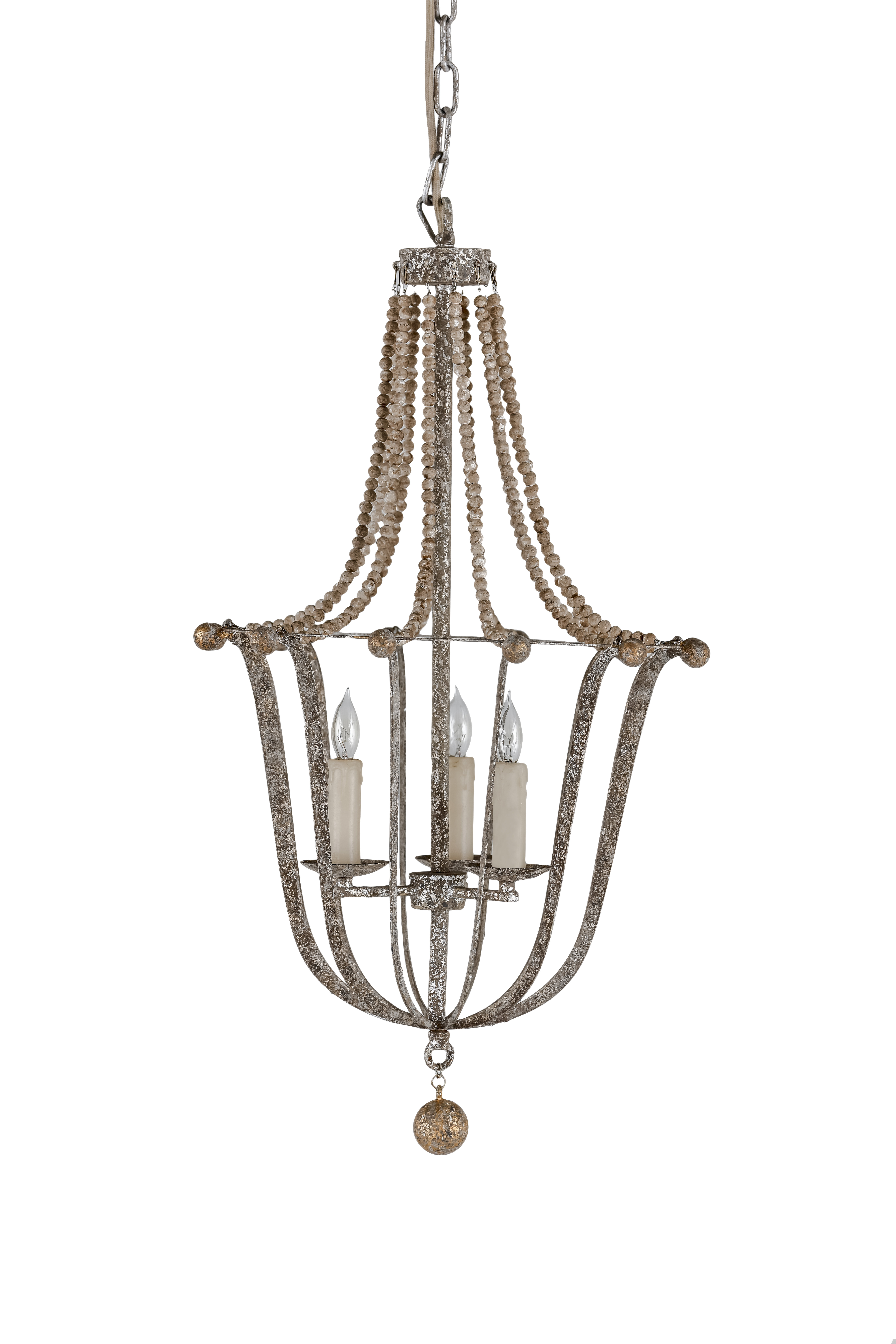 Most Recent Nehemiah 3 Light Empire Chandeliers Pertaining To Jenna 3 Light Empire Chandelier (View 4 of 20)