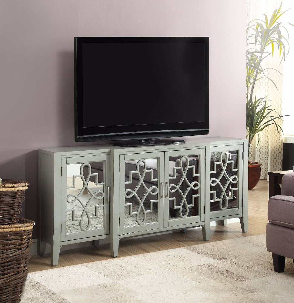 """Most Recent Parmelee Tv Stands For Tvs Up To 65"""" Pertaining To Chanelle Tv Stand (Gallery 14 of 20)"""