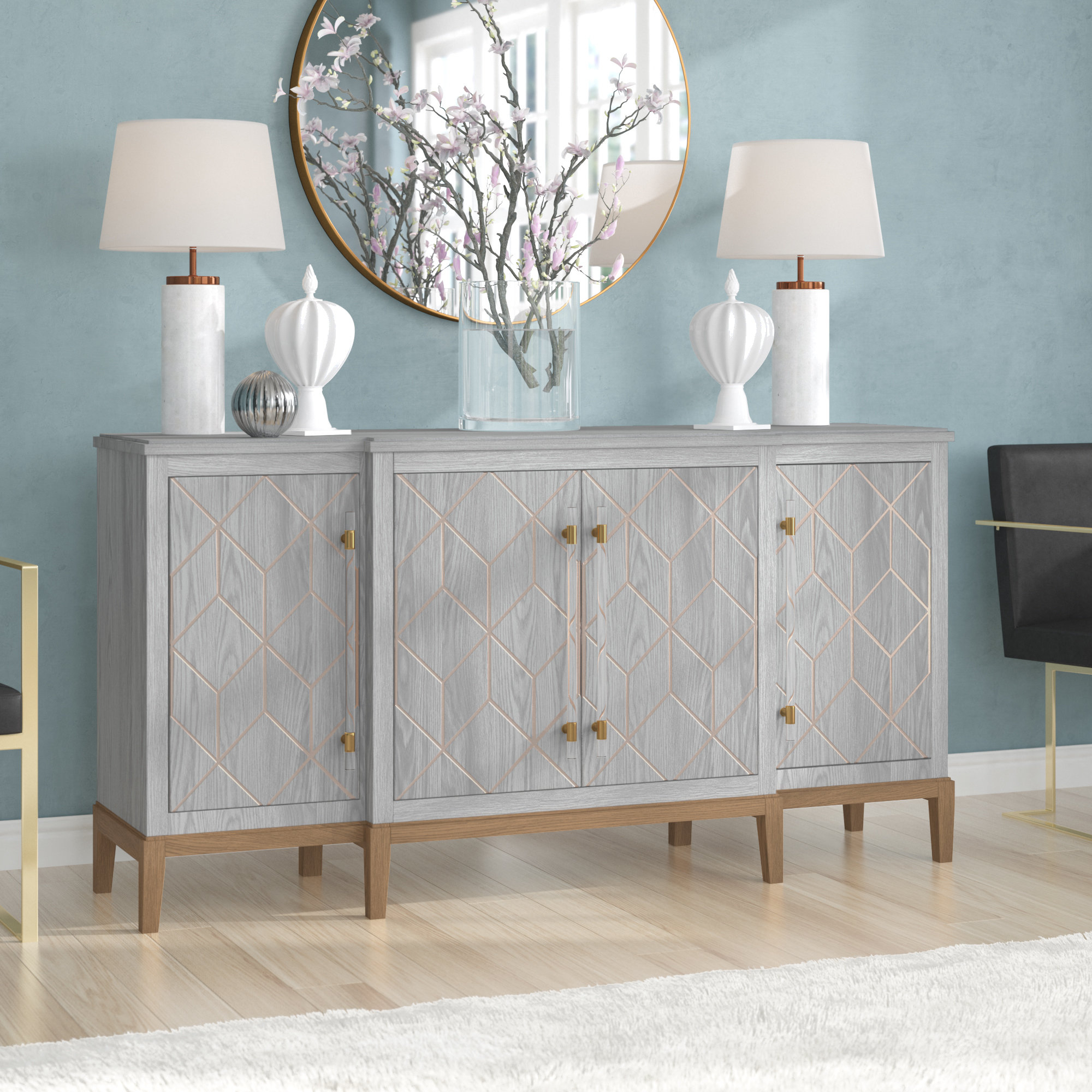 Most Recent Rosson Sideboard For Rosson Sideboards (Gallery 2 of 20)