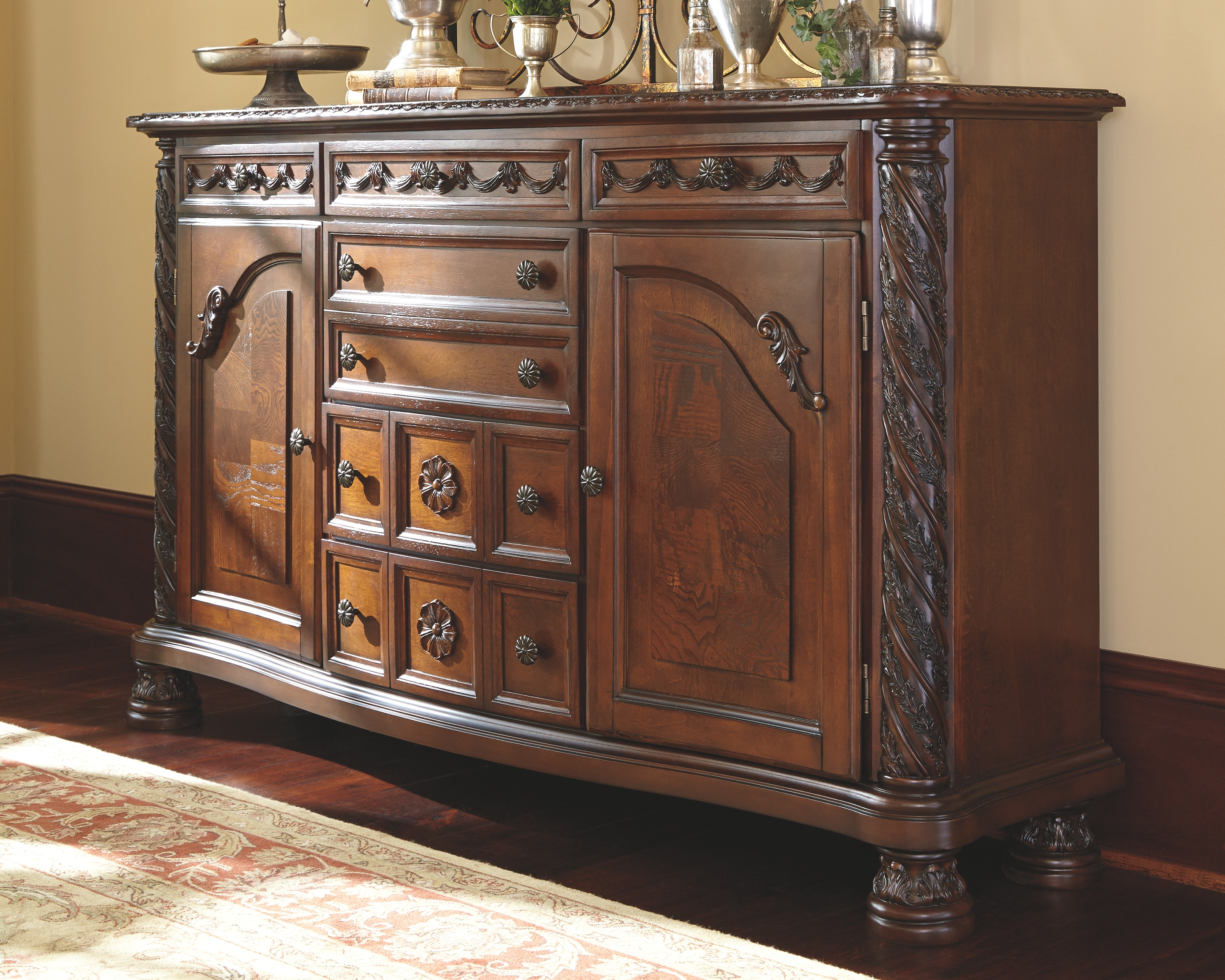 Most Recent Wildon Home North Shore Dining Room Sideboard – Walmart Inside Sideboards By Wildon Home (View 7 of 20)