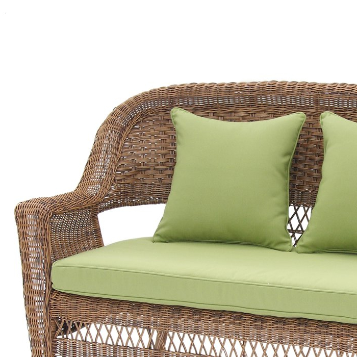 Featured Photo of Alburg Loveseats With Cushions