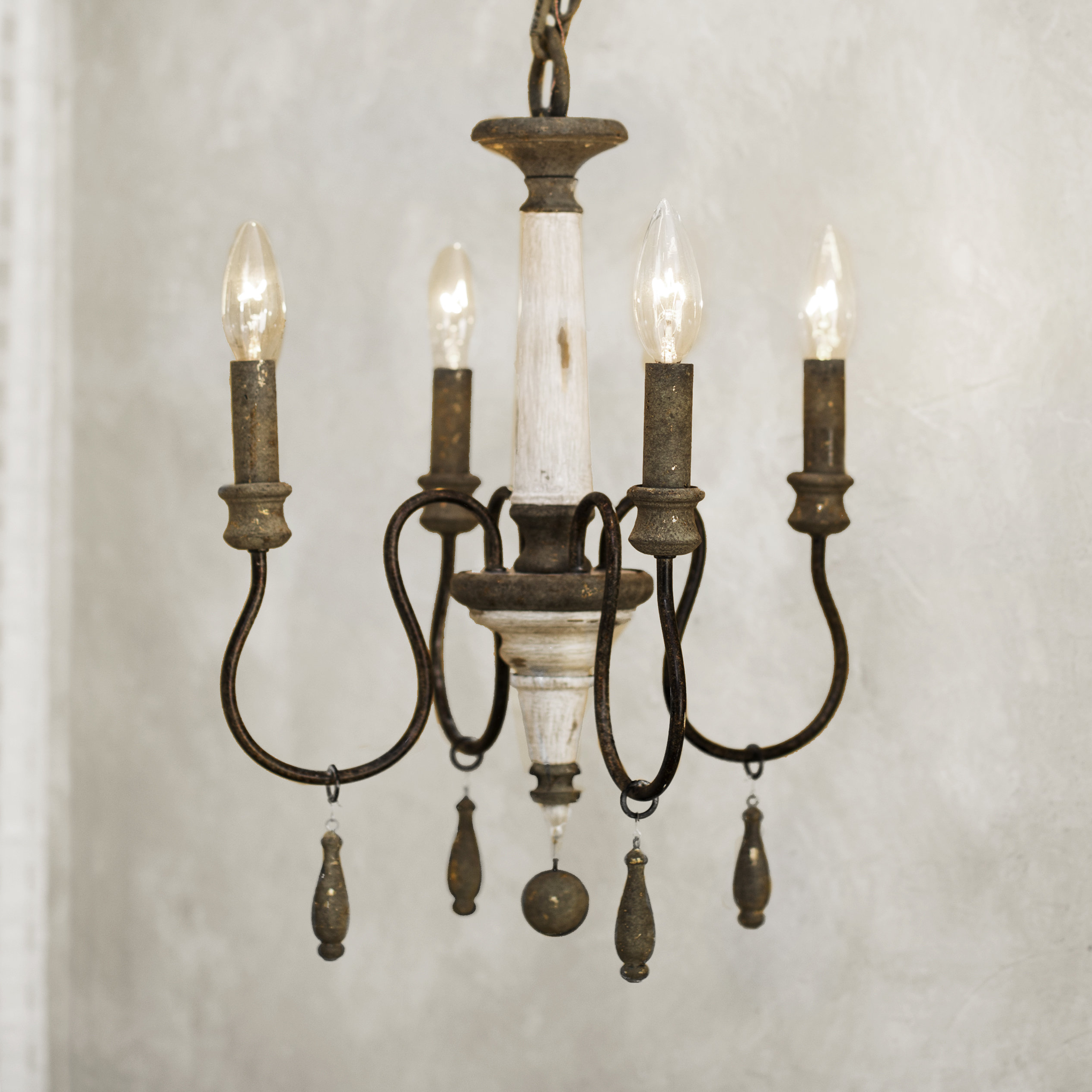 Most Recently Released Armande Candle Style Chandelier With Bouchette Traditional 6 Light Candle Style Chandeliers (View 12 of 20)