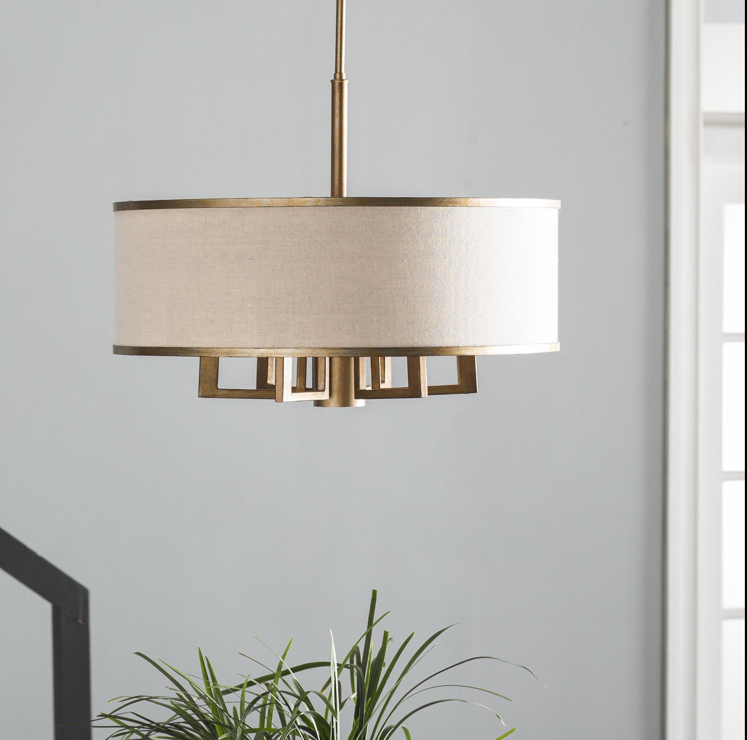 Most Recently Released Breithaup 7 Light Drum Chandelier With Regard To Breithaup 4 Light Drum Chandeliers (View 10 of 20)