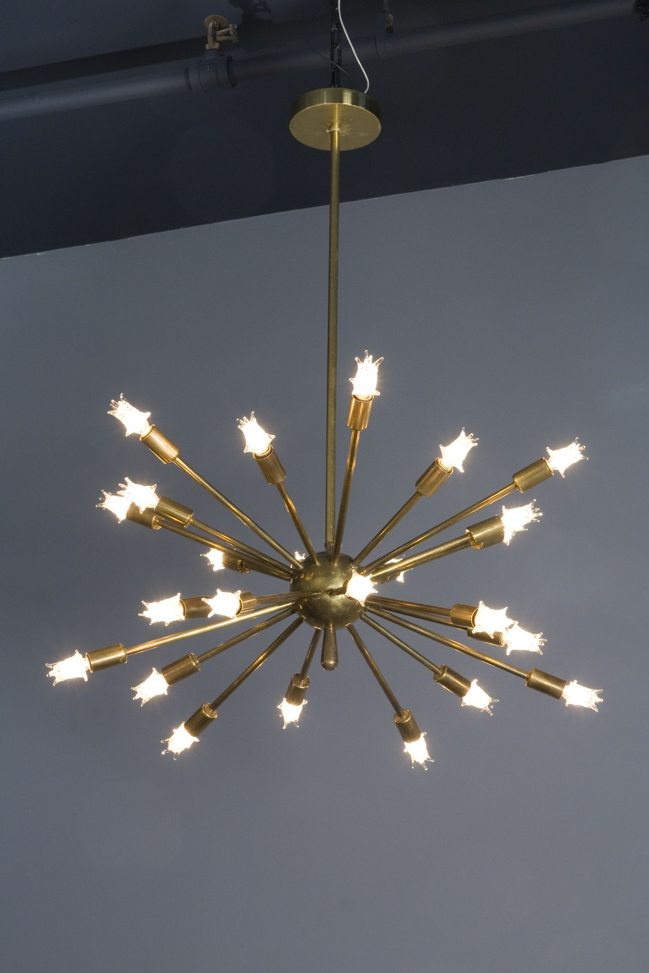 Most Recently Released Everett 10 Light Sputnik Chandeliers With Pin On Cool And Retro (View 16 of 20)