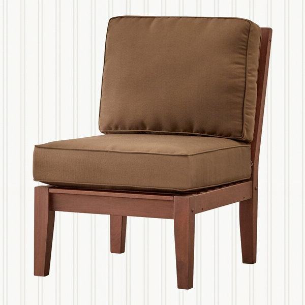 Most Recently Released Hursey Armless Chair For Hursey Patio Sectionals (Gallery 11 of 20)