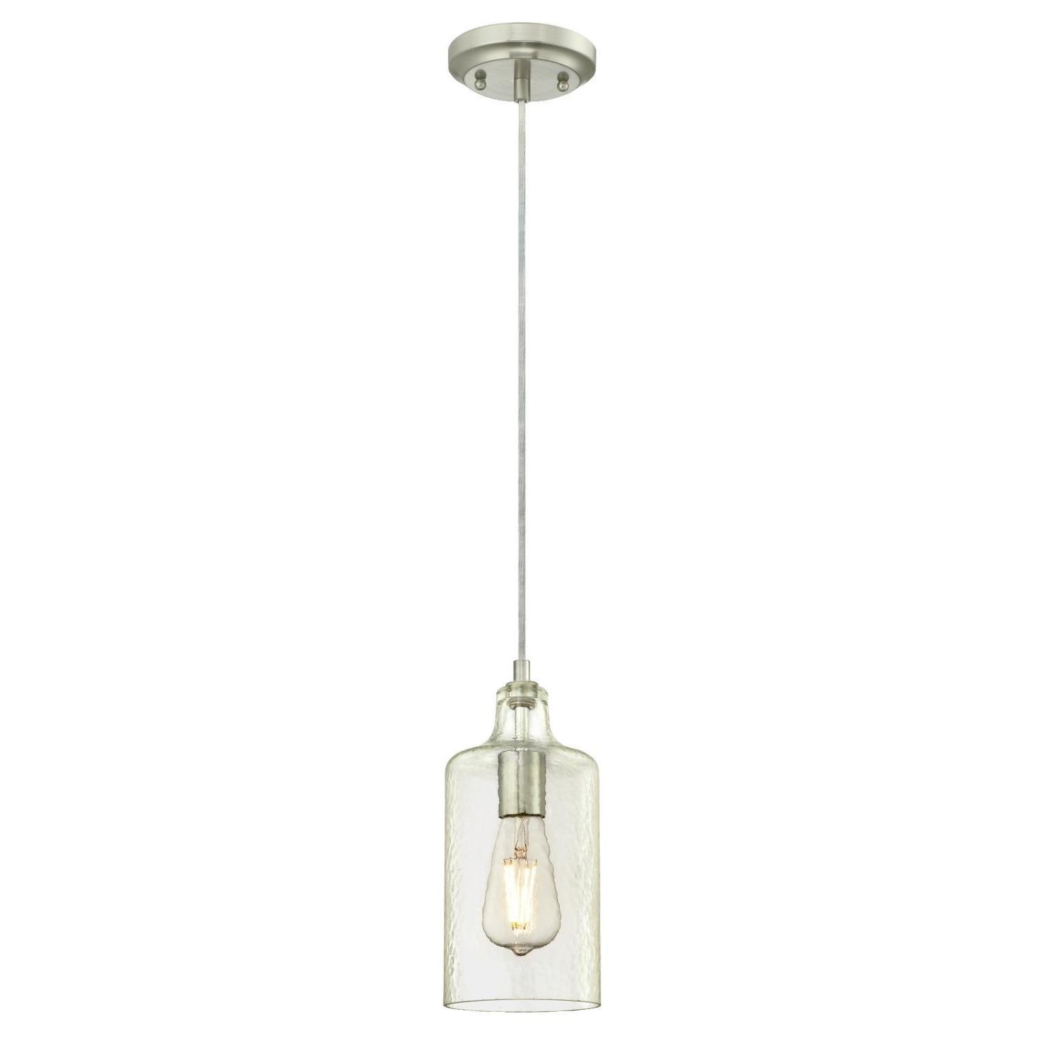 Most Recently Released Jayce 1 Light Cylinder Pendants Regarding Jayce 1 Light Cylinder Pendant (Gallery 2 of 20)