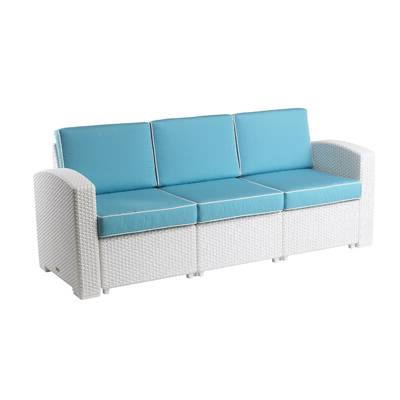 Most Recently Released Lincoln Park Sofa With Sunbrella Cushions (Gallery 9 of 21)