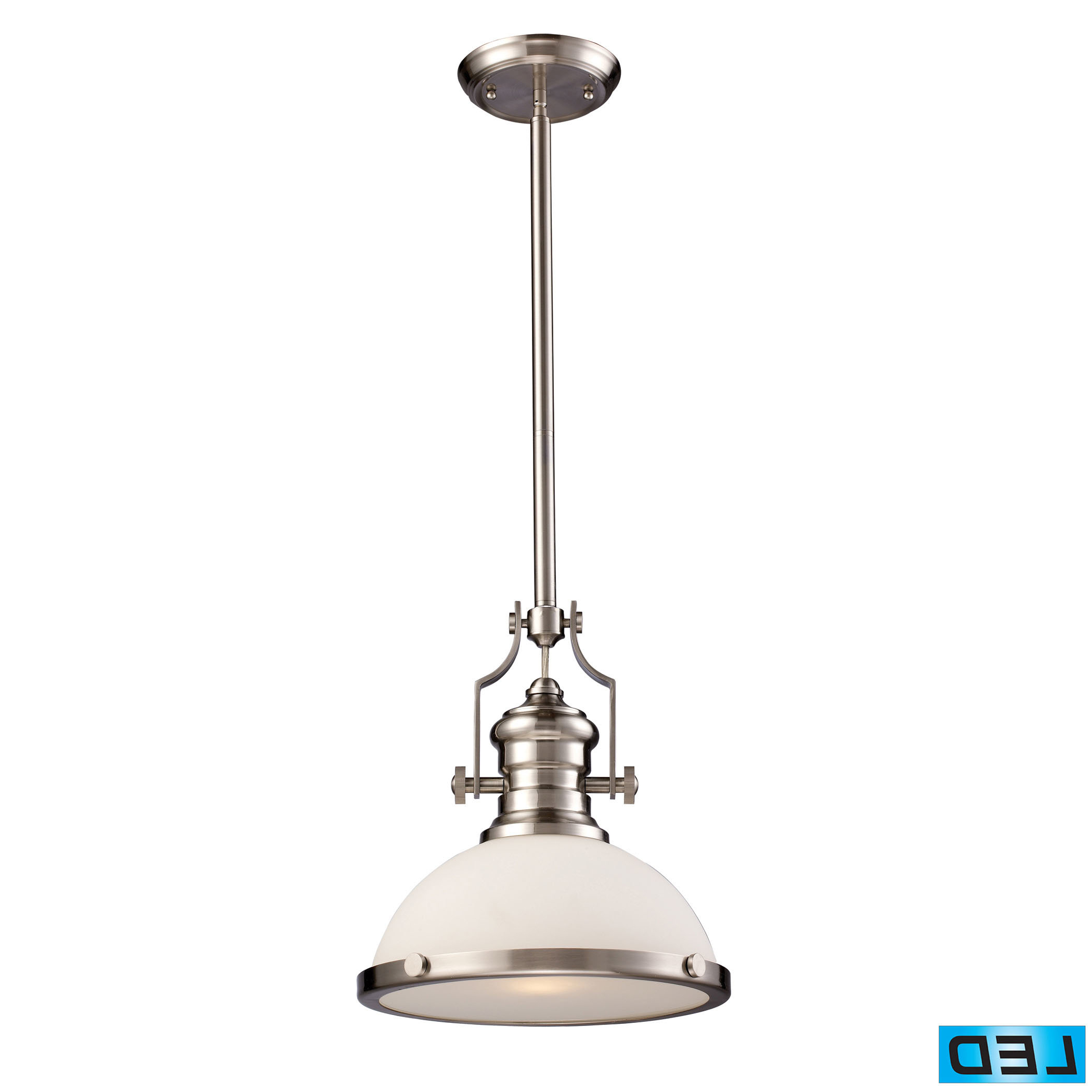 Most Recently Released Macon 1 Light Single Dome Pendants Throughout Priston 1 Light Single Dome Pendant (Gallery 2 of 20)