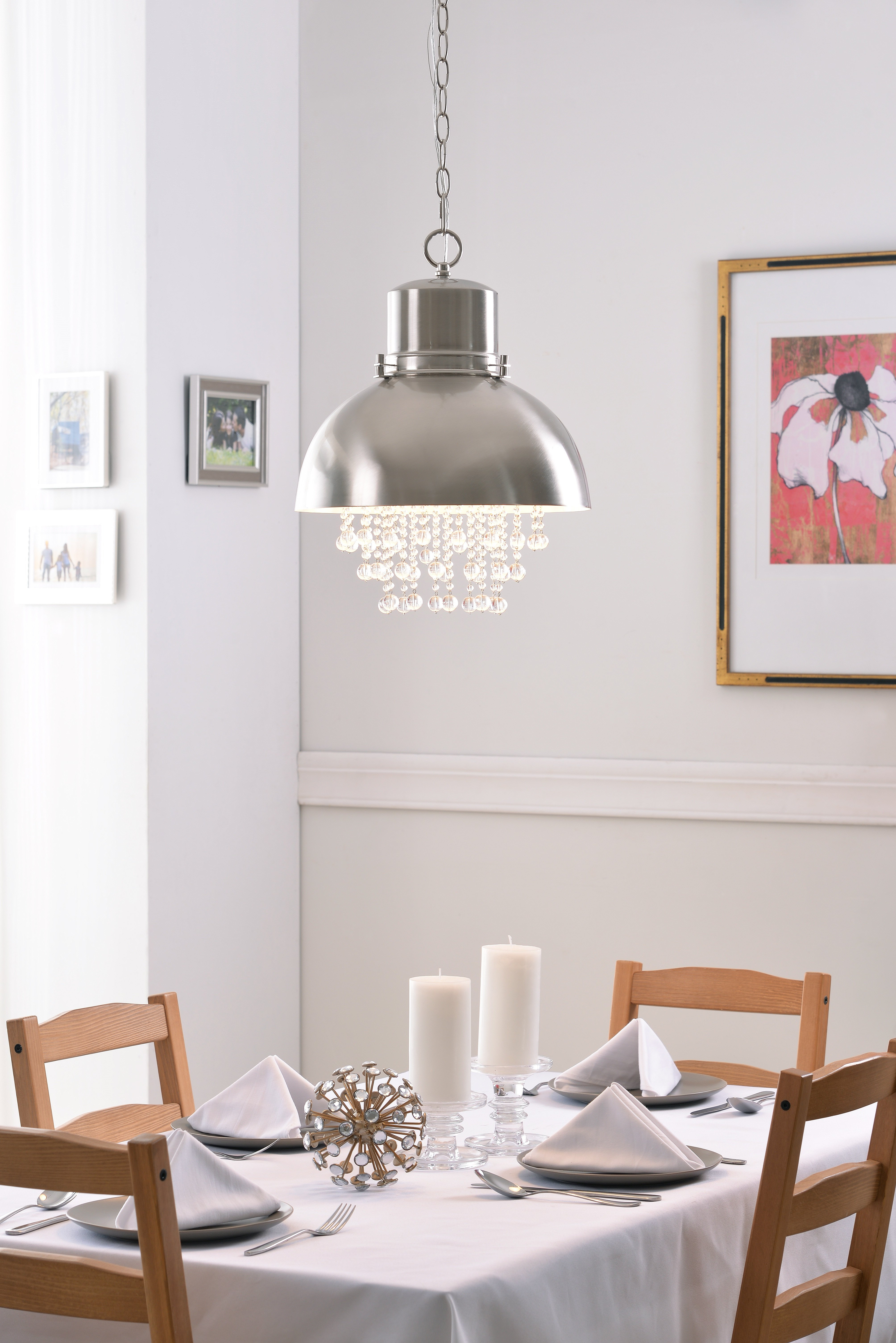 Most Recently Released Monadnock 1 Light Single Dome Pendant With Hermione 1 Light Single Drum Pendants (View 15 of 20)