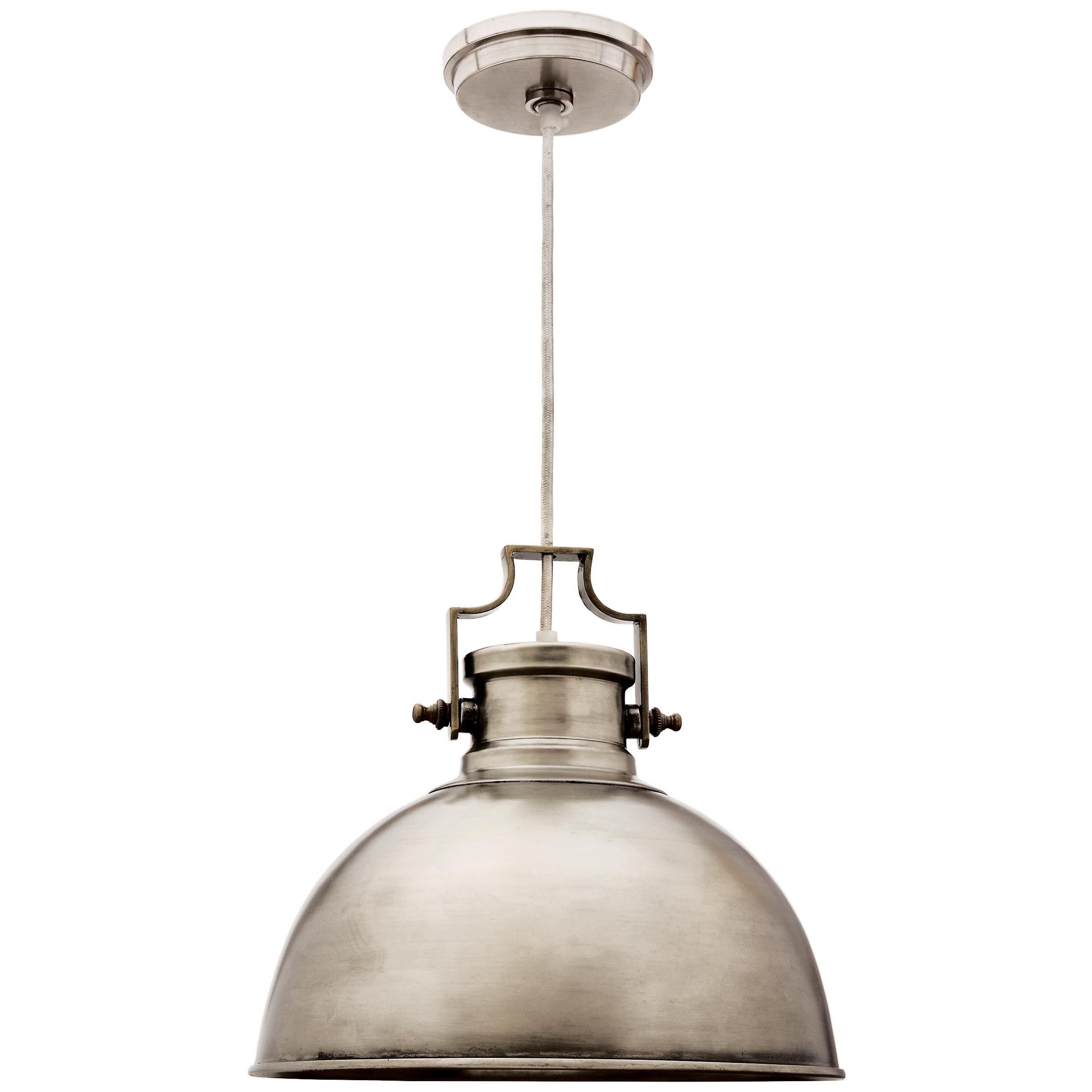 Most Recently Released Nautically Inspired, Camden Is A Stunningly Designed Pendant Pertaining To Mueller 1 Light Single Dome Pendants (Gallery 12 of 20)