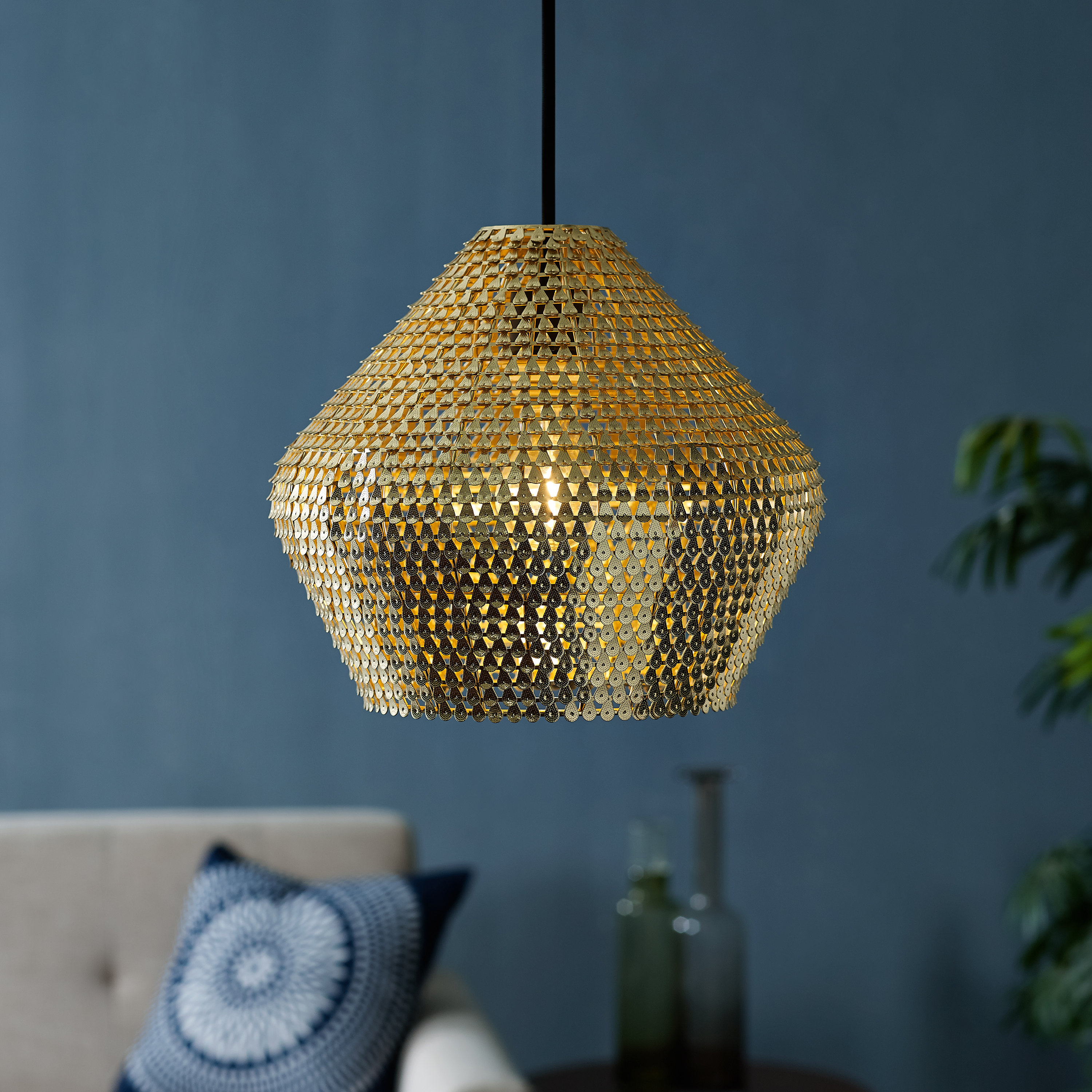 Most Recently Released Nowell 1 Light Geometric Pendant Within Scruggs 1 Light Geometric Pendants (Gallery 13 of 20)