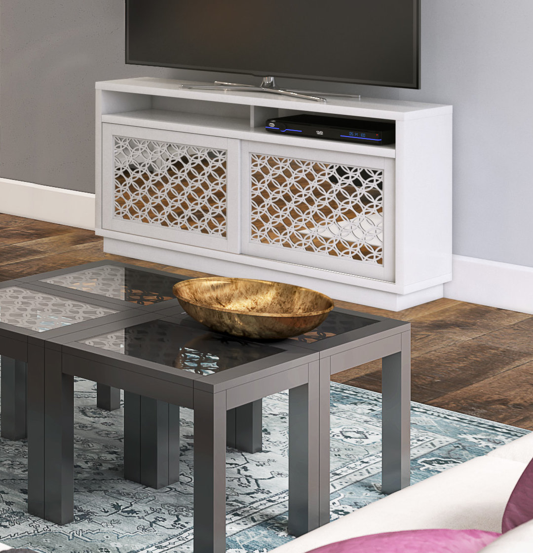 "Most Recently Released Parmelee Tv Stands For Tvs Up To 65"" With Regard To Georg Tv Stand For Tvs Up To 60"" (Gallery 10 of 20)"