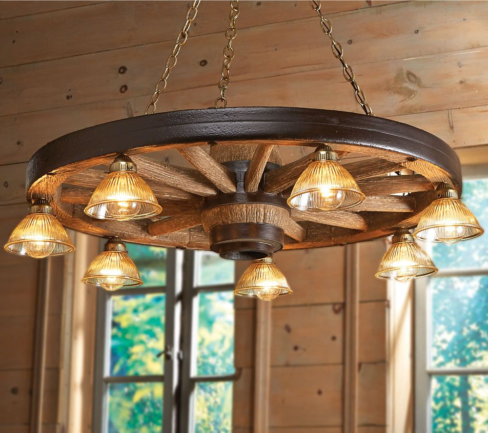 Most Recently Released Shayla 12 Light Wagon Wheel Chandeliers With Descargar Epub Wagon Wheel Lighting (View 8 of 20)
