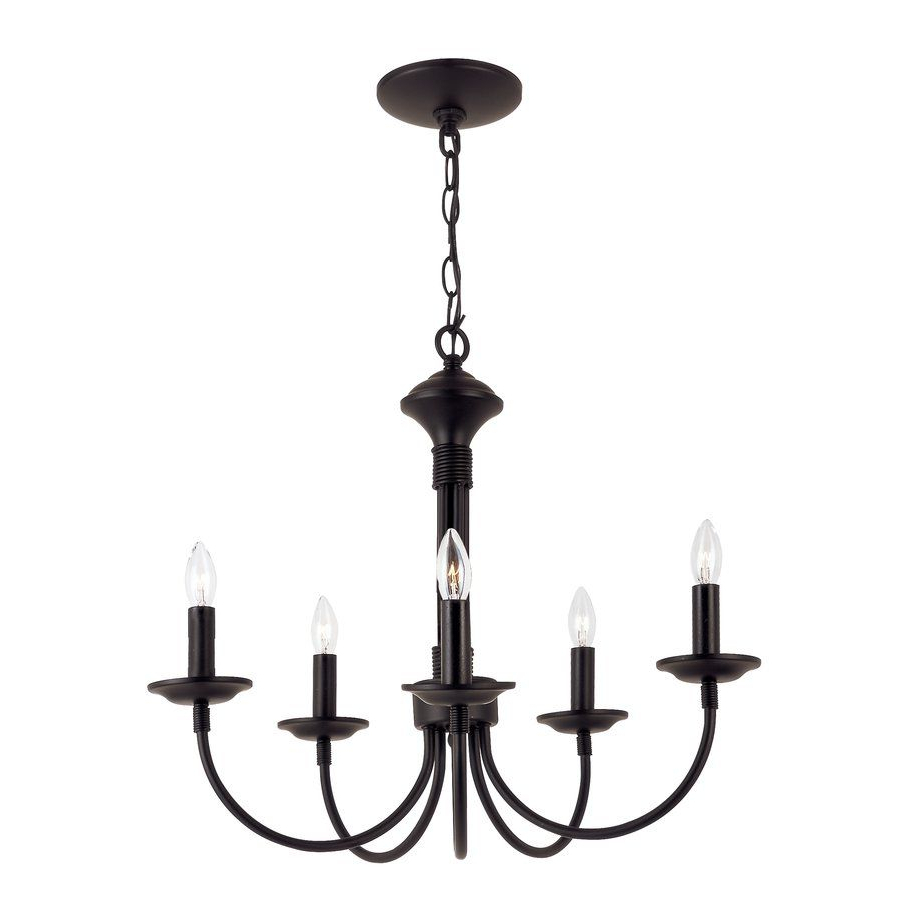 Most Recently Released Shaylee 5 Light Candle Style Chandeliers Throughout Shaylee 5 Light Candle Style Chandelier (View 9 of 20)