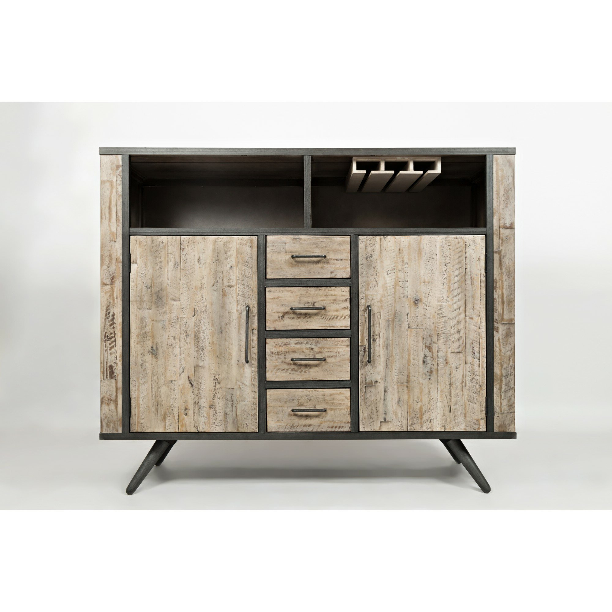 Most Recently Released Sideboards By Foundry Select Pertaining To Details About Foundry Select Beeler 2 Door Accent Cabinet (View 11 of 20)