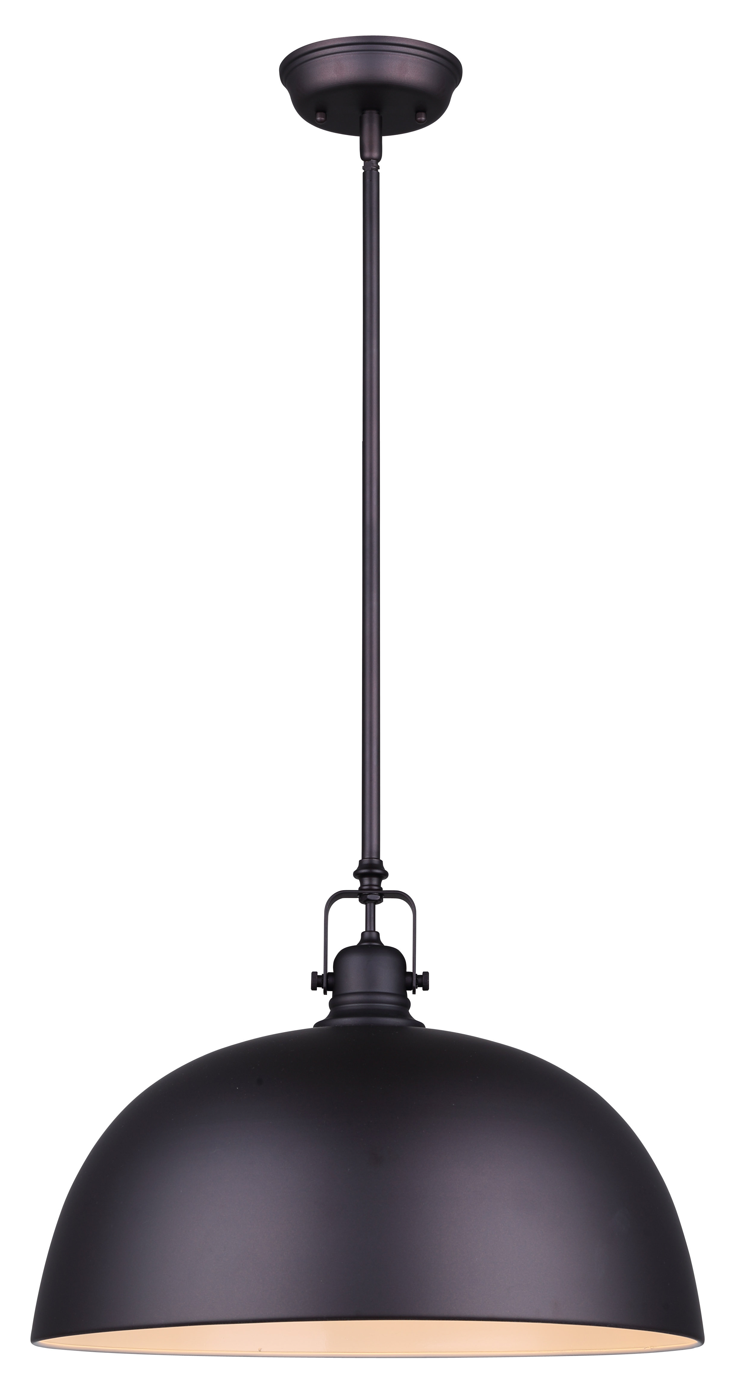 Most Recently Released Southlake 1 Light Single Dome Pendant In Freeda 1 Light Single Dome Pendants (Gallery 9 of 20)
