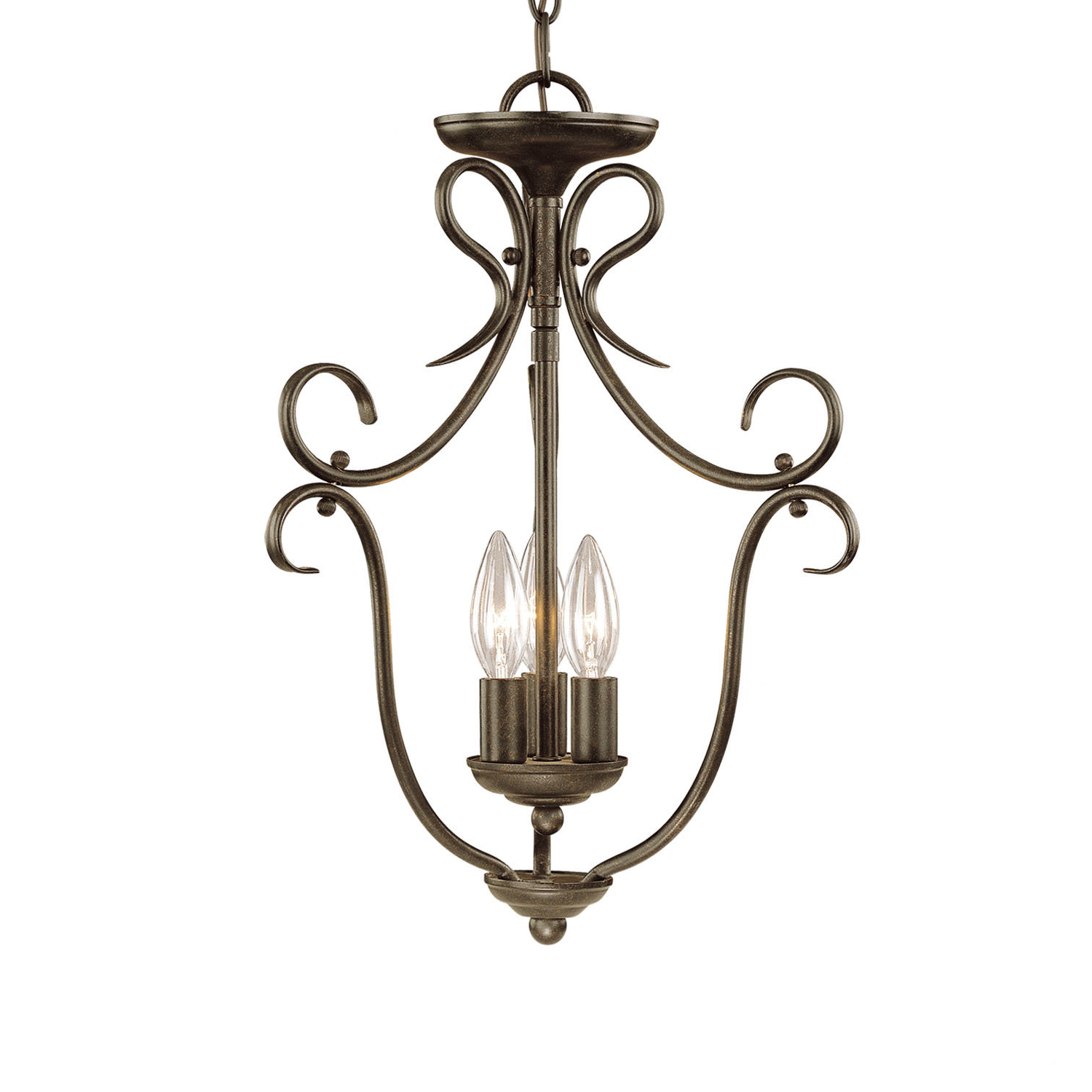 Most Recently Released Stotfold 3 Light Foyer Pendant Regarding Warner Robins 3 Light Lantern Pendants (View 10 of 20)