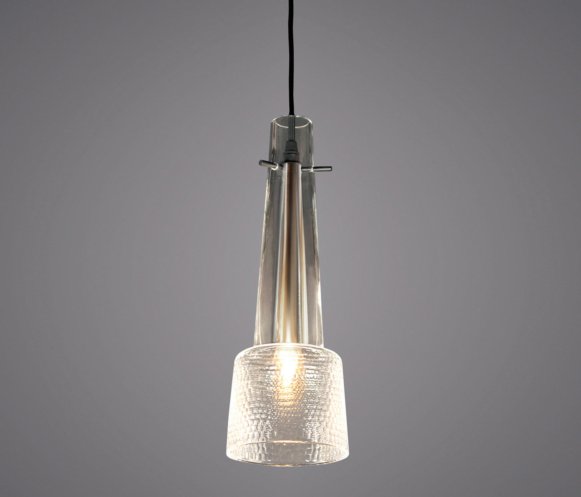 Most Recently Released Verdell 5 Light Crystal Chandeliers Pertaining To Keule 1 Pendant – Suspended Lights From Kalmar (View 9 of 20)