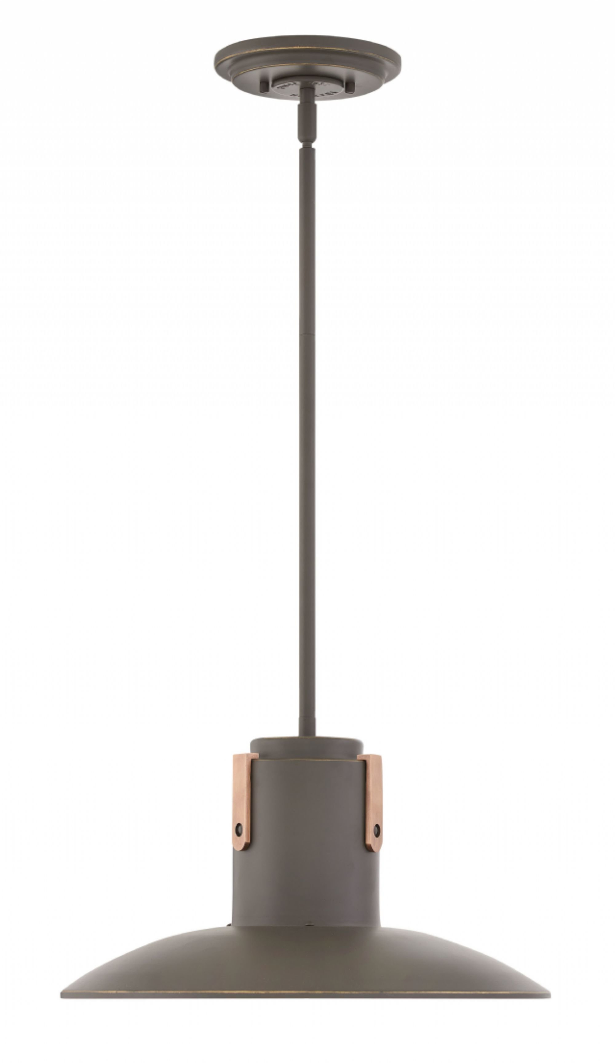 Most Up To Date 1 Light Inverted Pendant For Wadlington 6 Light Single Cylinder Pendants (Gallery 12 of 20)