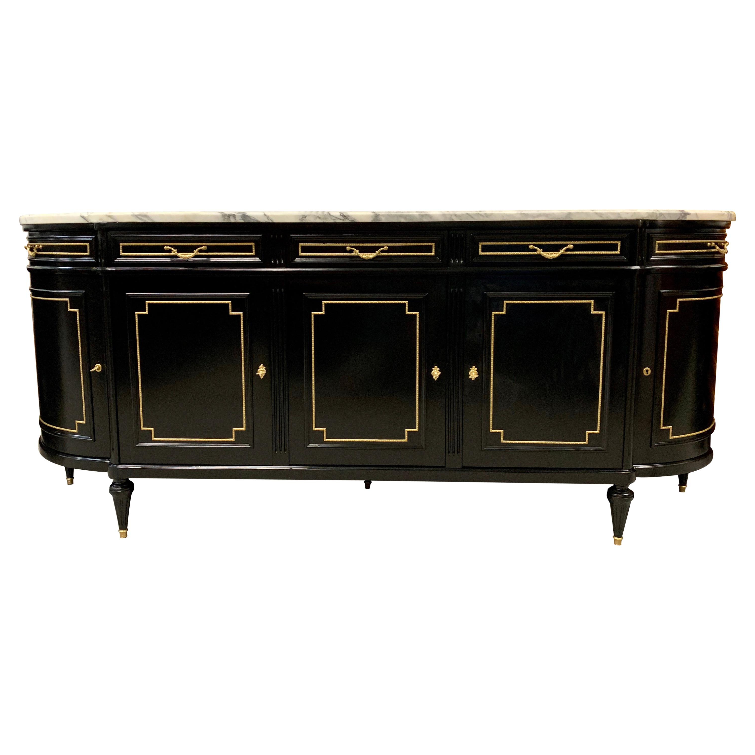 Most Up To Date Antique And Vintage Sideboards – 6,236 For Sale At 1Stdibs Intended For Etienne Sideboards (View 19 of 20)