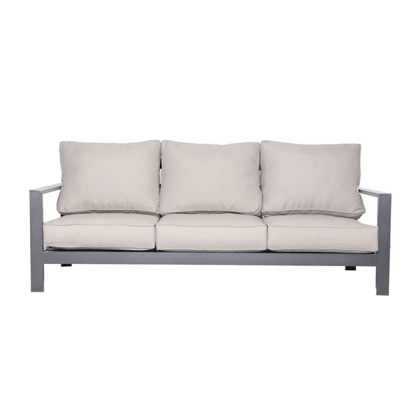 Most Up To Date Baltic Patio Sofas With Cushions Within Tahiti Patio Sofa With Cushion (Gallery 14 of 20)