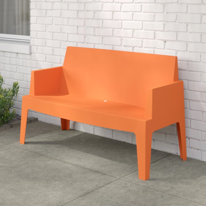 Most Up To Date Bence Plastic Outdoor Garden Benches For Bence Plastic Outdoor Garden Bench (View 4 of 20)