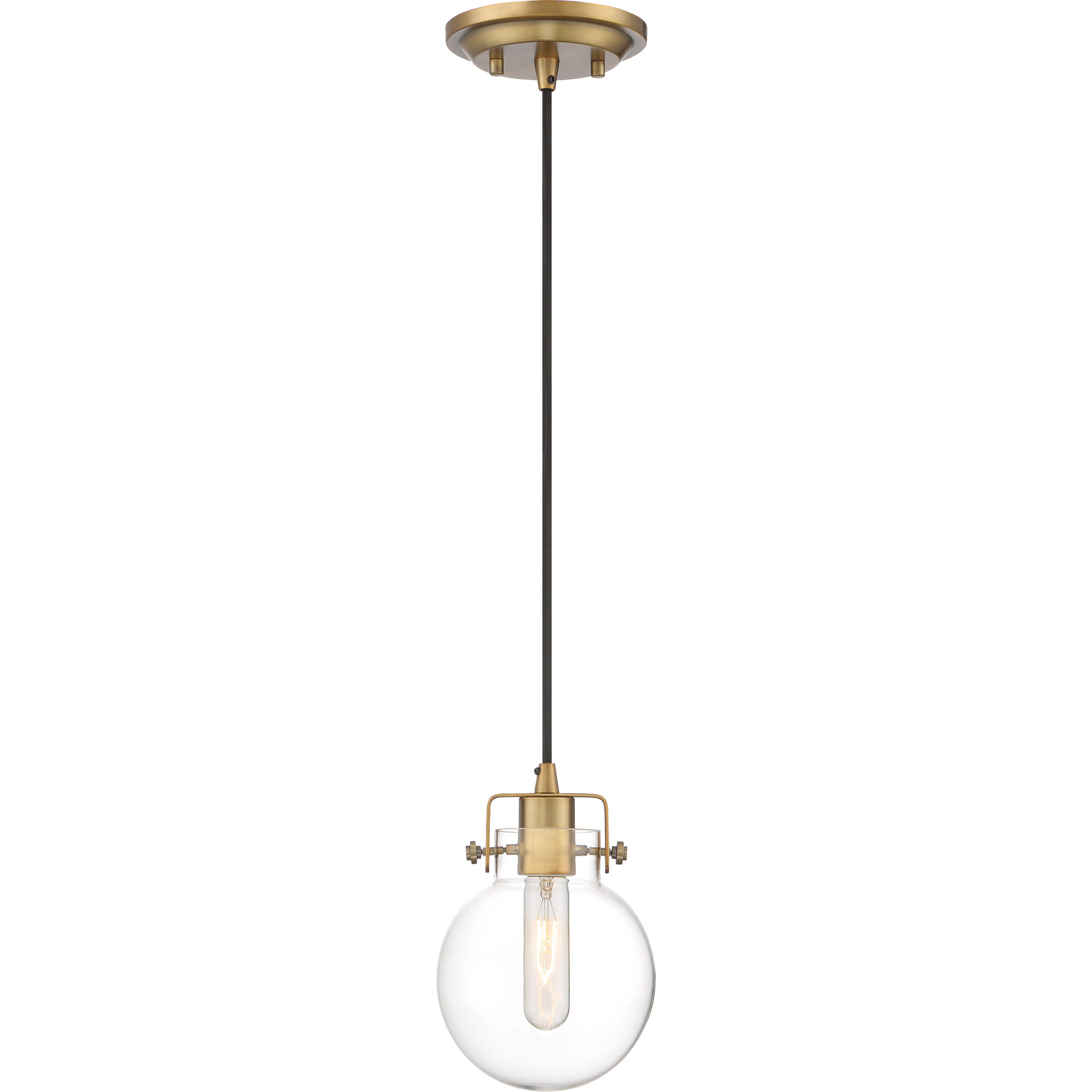 Most Up To Date Betsy 1 Light Single Globe Pendants In Lebron 1 Light Single Globe Pendant (View 10 of 20)