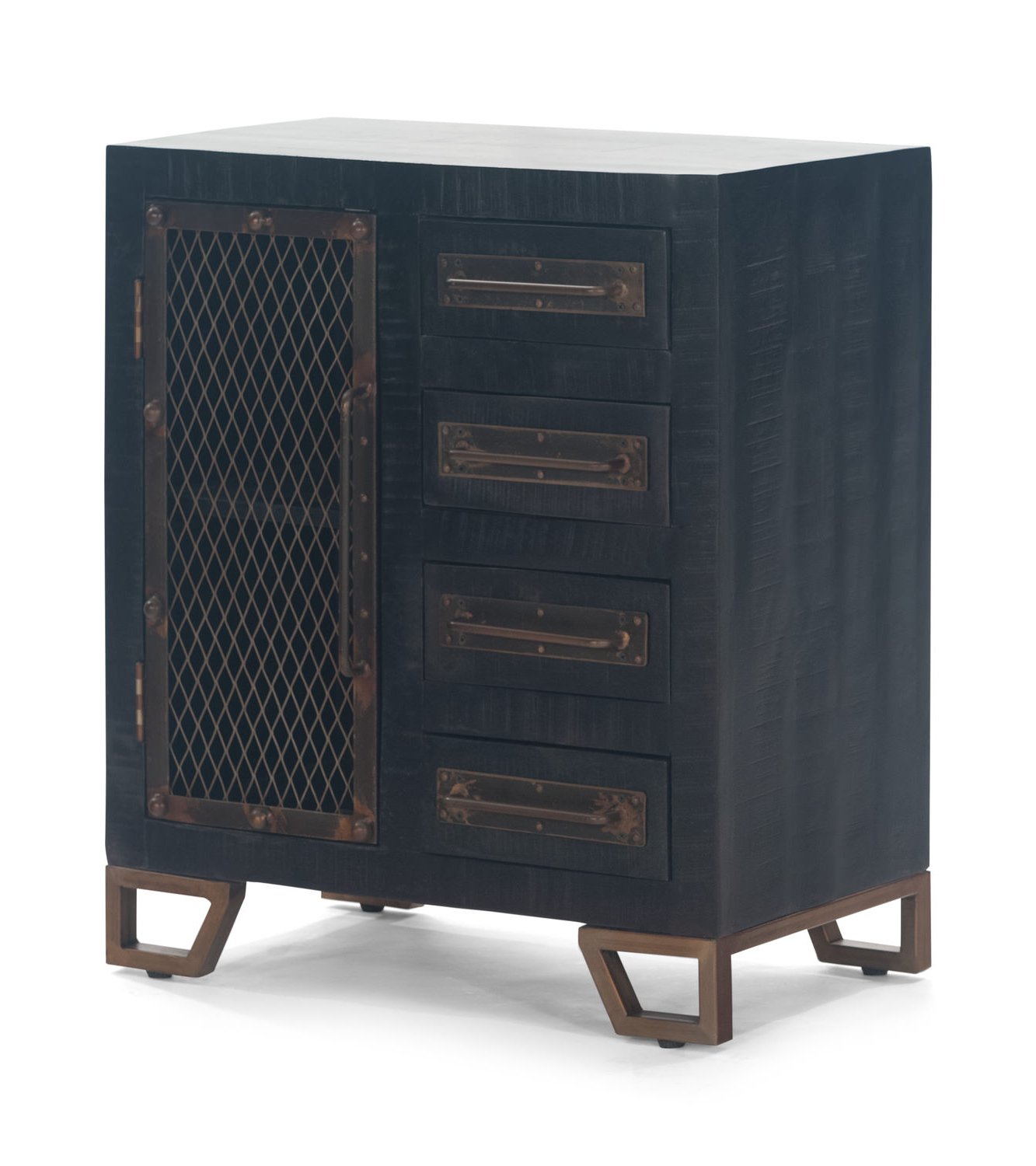 Most Up To Date Bridgewater Accent Cabinet With Regard To Eau Claire 6 Door Accent Cabinets (View 15 of 20)