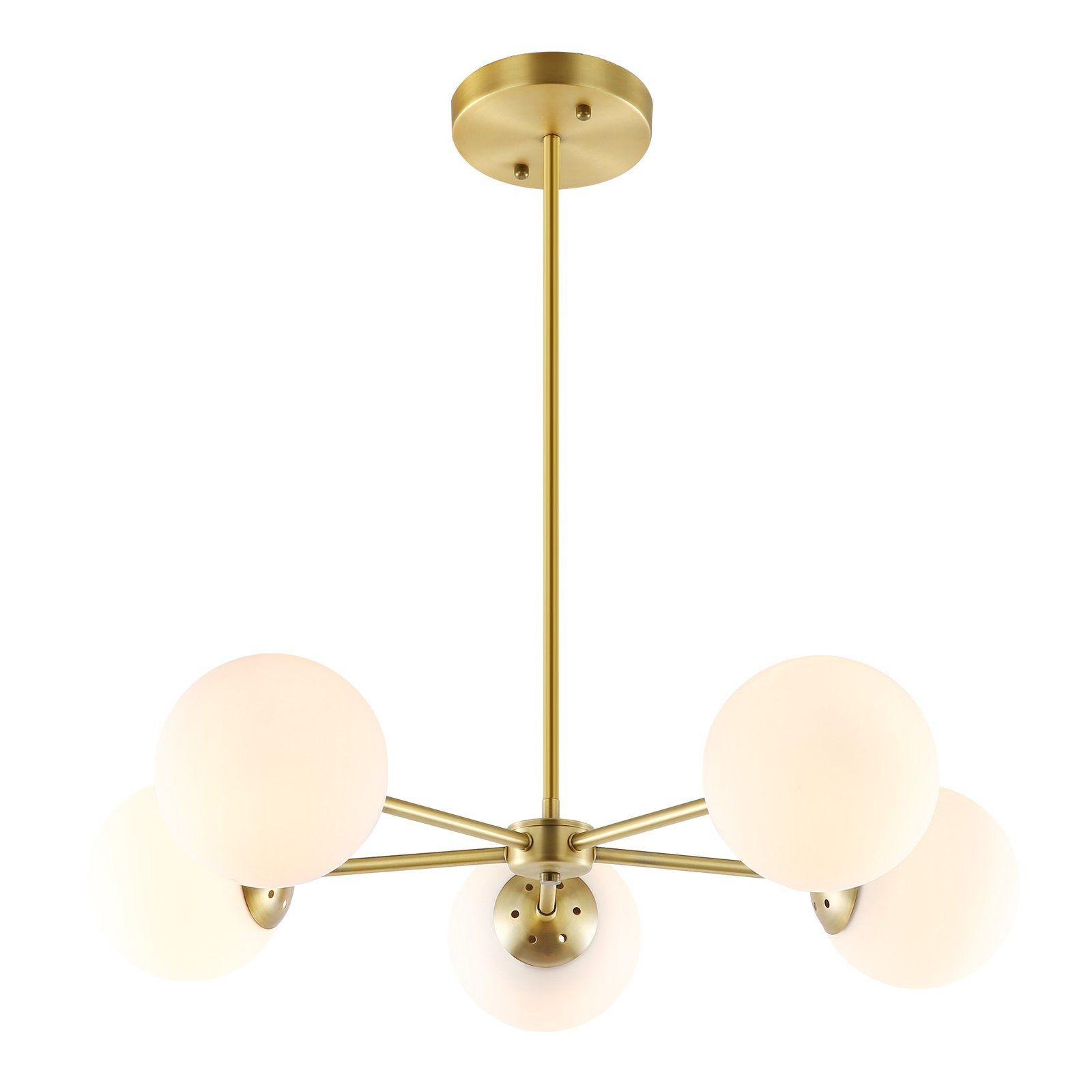 Most Up To Date Bruce 5 Light Chandelier (Gallery 11 of 20)