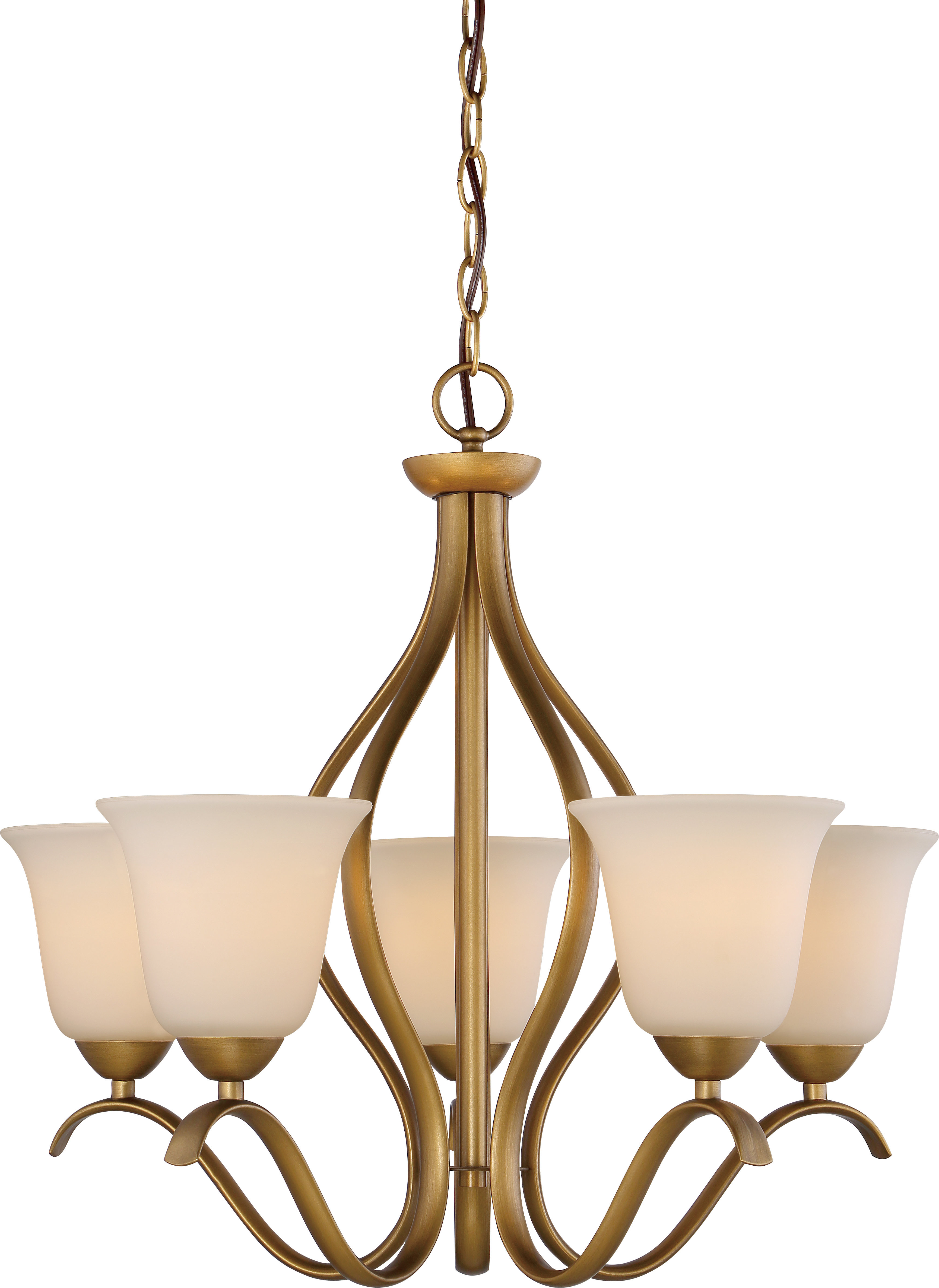 Most Up To Date Ehrlich 5 Light Shaded Chandelier With Newent 5 Light Shaded Chandeliers (View 8 of 20)