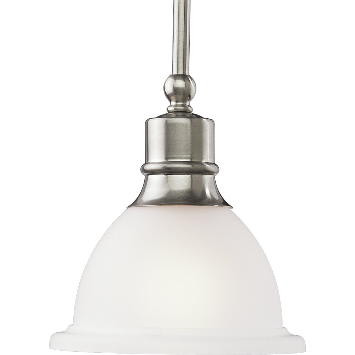 Most Up To Date Goldie 1 Light Single Bell Pendants Throughout Vangorder 1 Light Single Bell Pendant (View 15 of 20)