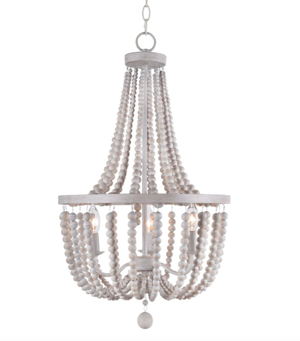 Most Up To Date Hatfield 3 Light Novelty Chandeliers For Pottery Barn Lighting Look Alikes For Less! — Trubuild (View 18 of 20)