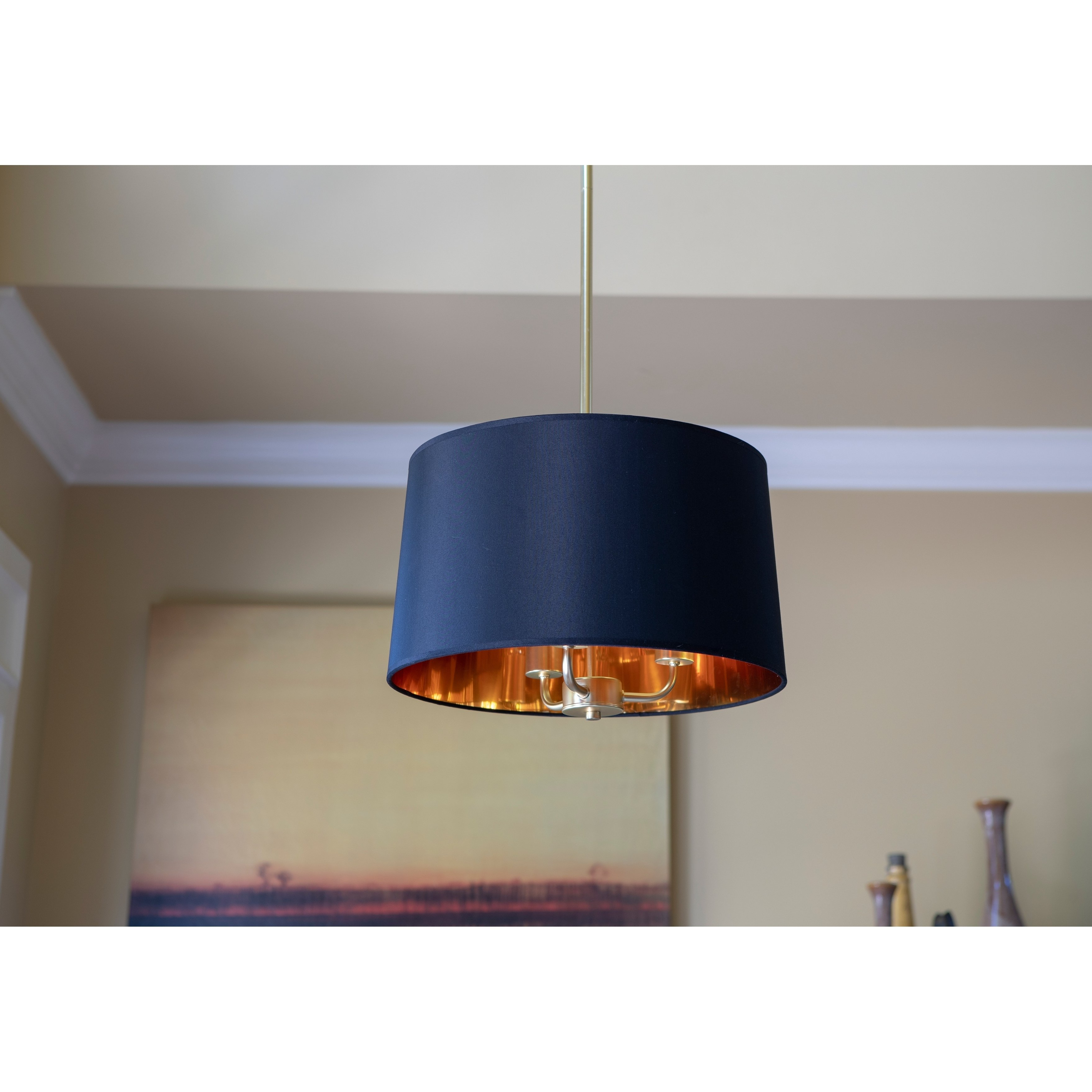 Most Up To Date Kasey 3 Light Single Drum Pendants With Regard To Pinterest – Пинтерест (View 15 of 20)