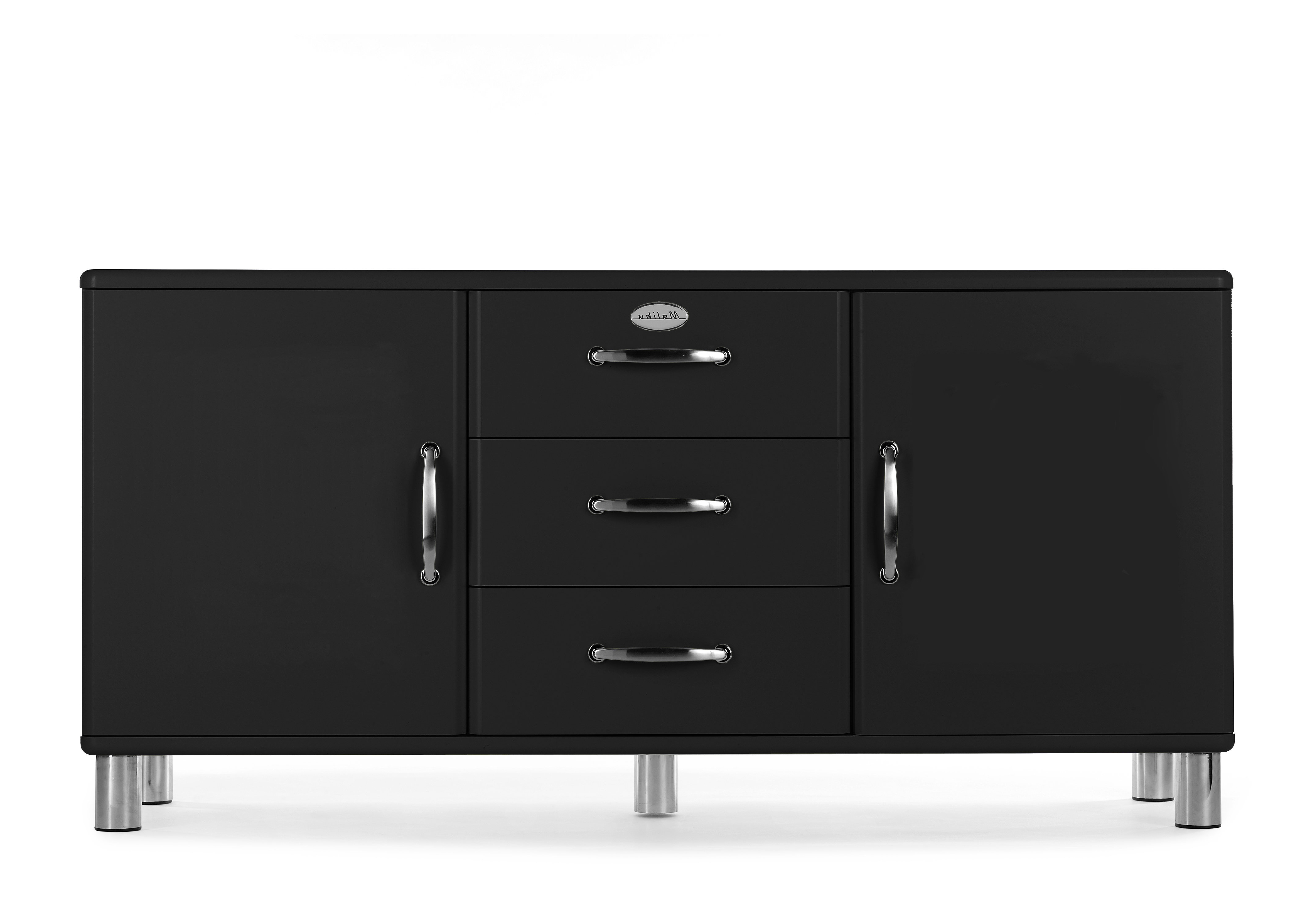 Most Up To Date Malibu 2 Door 3 Drawer Sideboard Inside Malibu 2 Door 4 Drawer Sideboards (View 7 of 20)