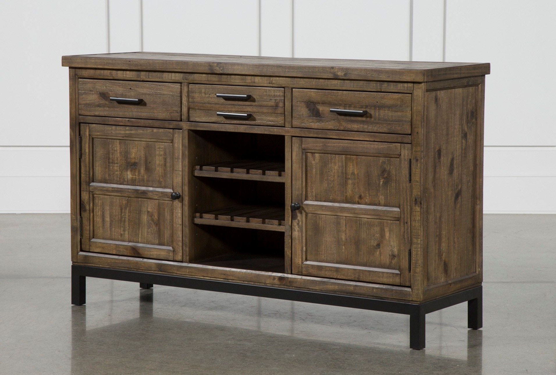 Most Up To Date Seiling Sideboards Inside Foundry Buffet (Gallery 4 of 20)